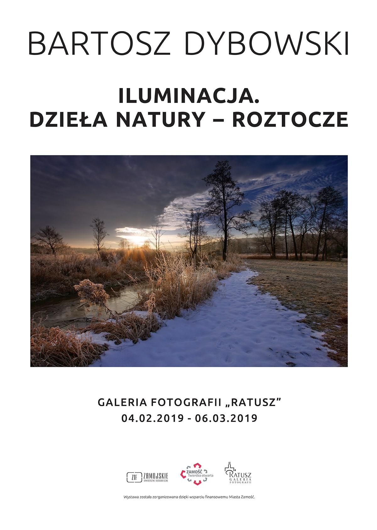 dybowski plakat web Zamość: Otwarcie wystawy fotografii Bartosza Dybowskiego pt.