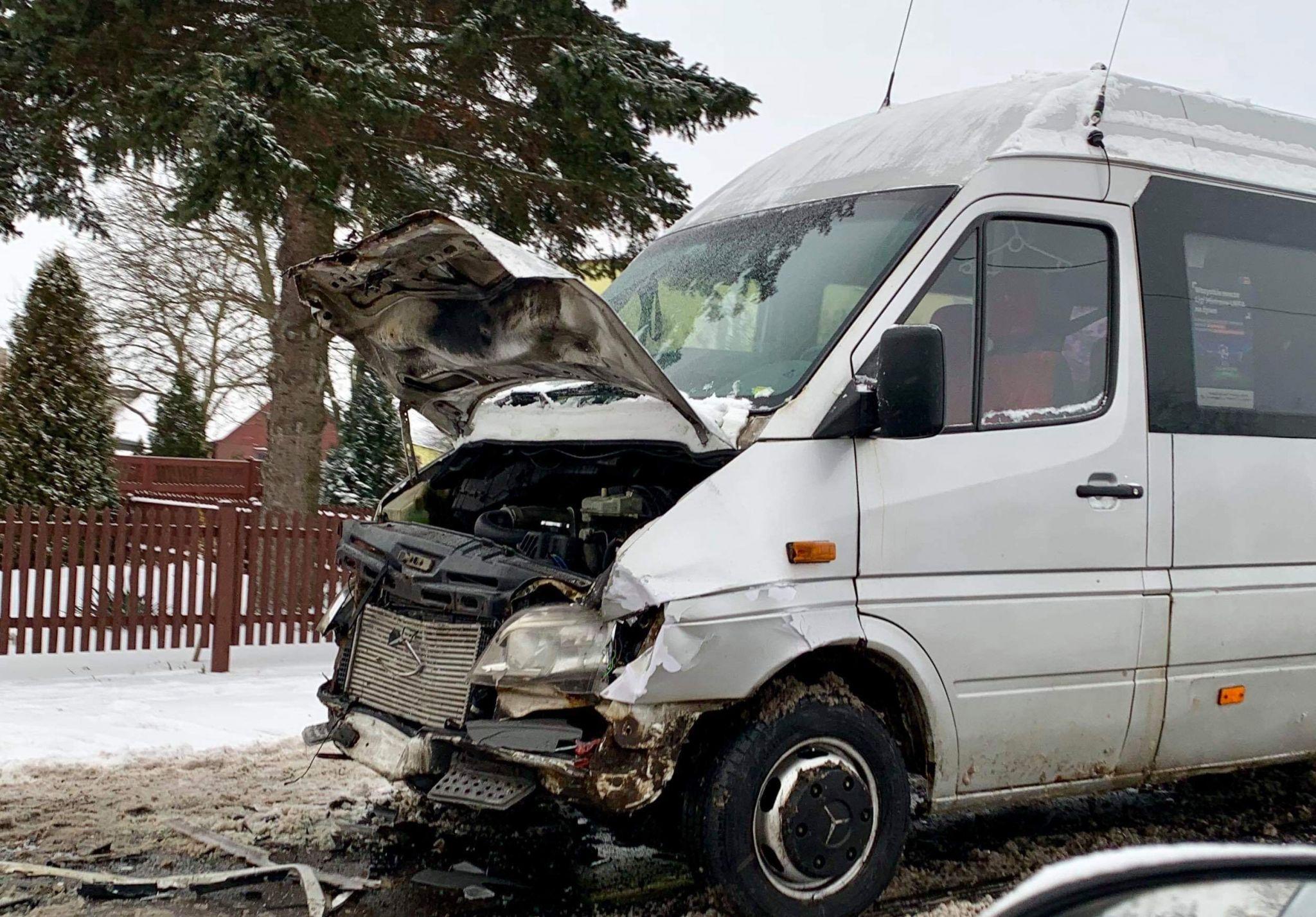 img 7489 Z ostatniej chwili: Groźny wypadek w Łabuńkach