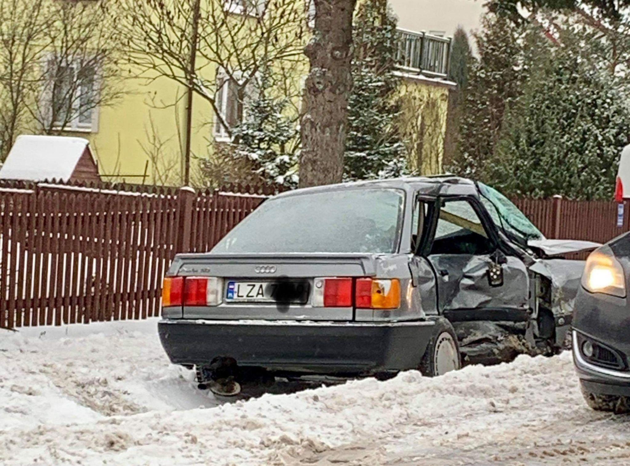 img 7490 Z ostatniej chwili: Groźny wypadek w Łabuńkach