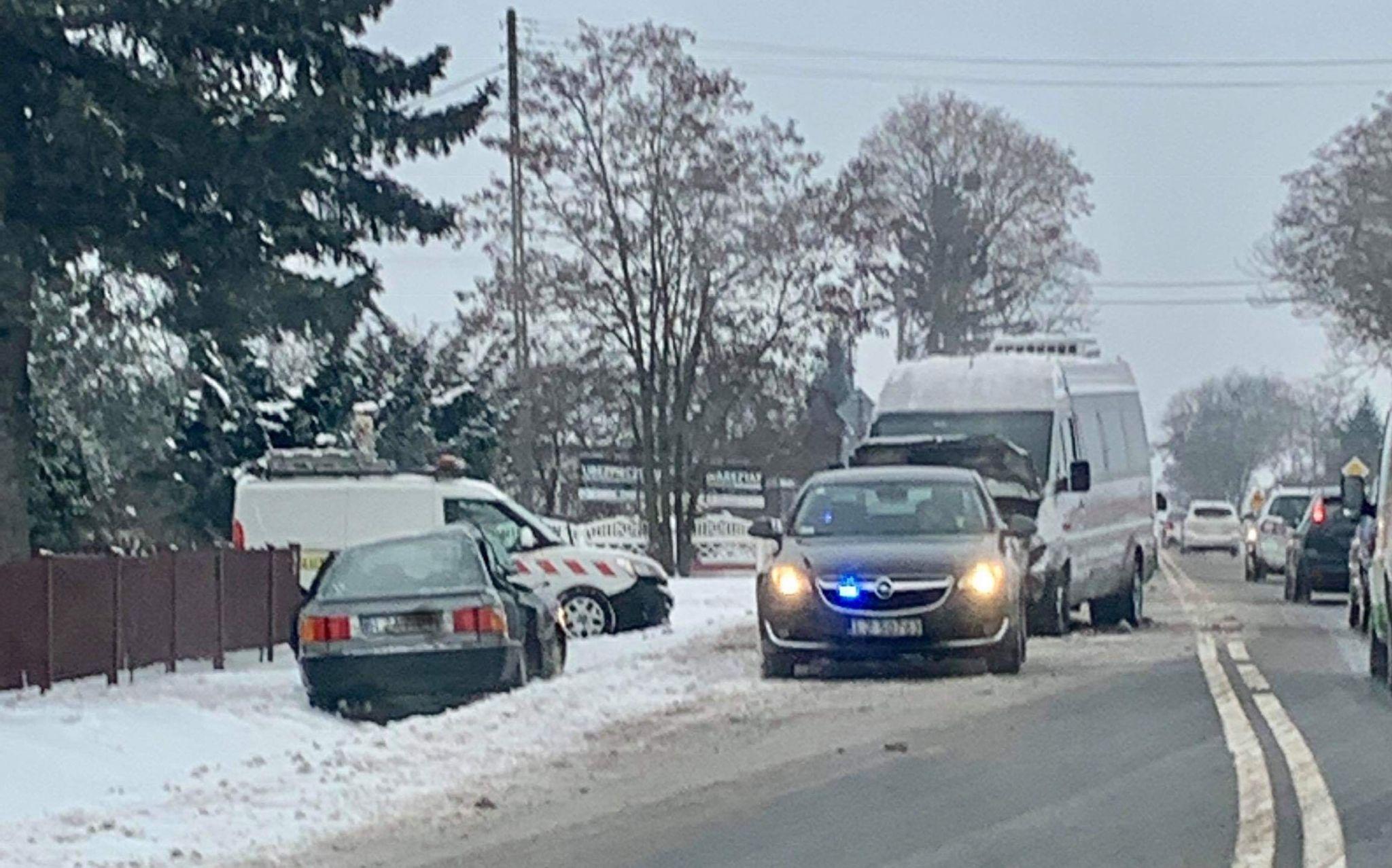 img 7491 Z ostatniej chwili: Groźny wypadek w Łabuńkach