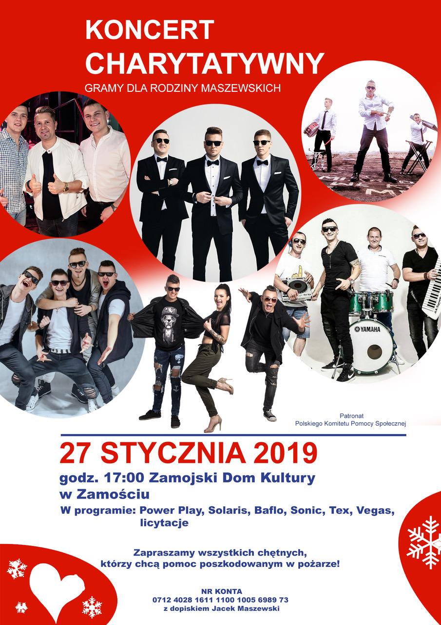 koncert charytatywny jacek 2 1 Koncert z gwiazdami już dzisiaj. Musicie tam być!