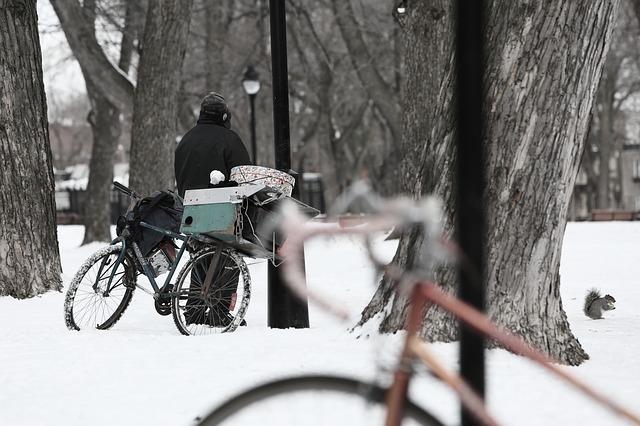 homeless 406890 640 Mniej osób bezdomnych w Zamościu