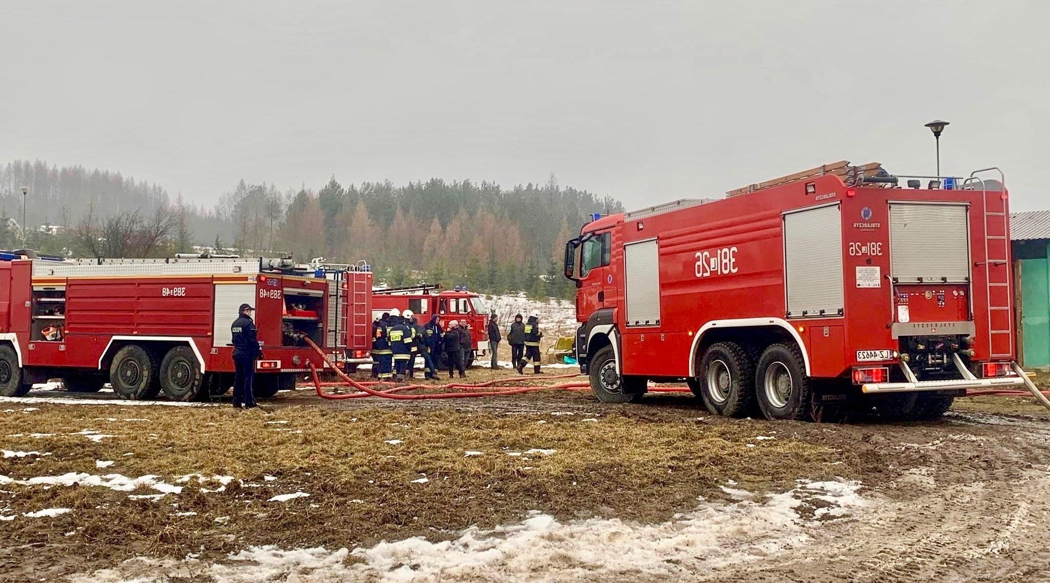 52651126 285134835500132 7942606952327020544 n 2 Wichura na Zamojszczyźnie - 10 interwencji strażaków