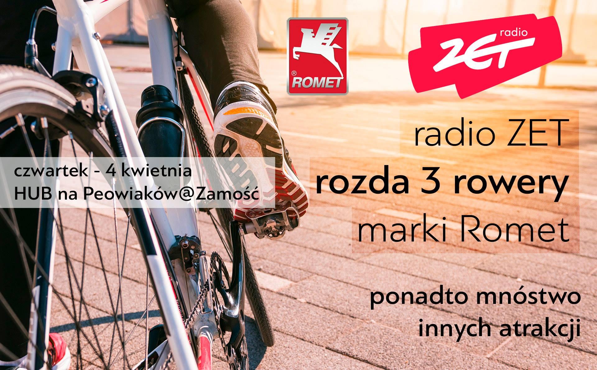56314579 660036801083345 7293192843311448064 n Już jutro do wygrania 3 rowery Romet - Szczegóły w artykule!