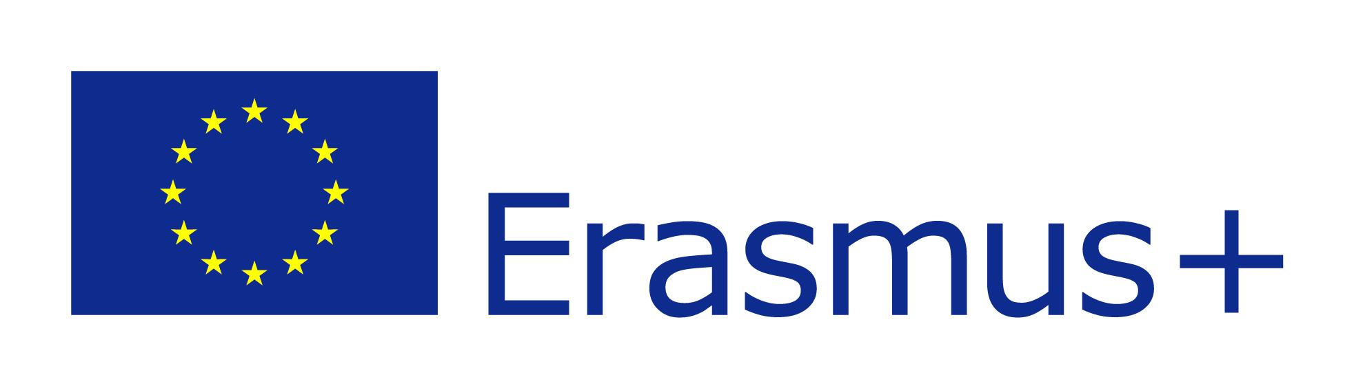 official logo erasmus Społeczniak wspiera uczniów z dysleksją