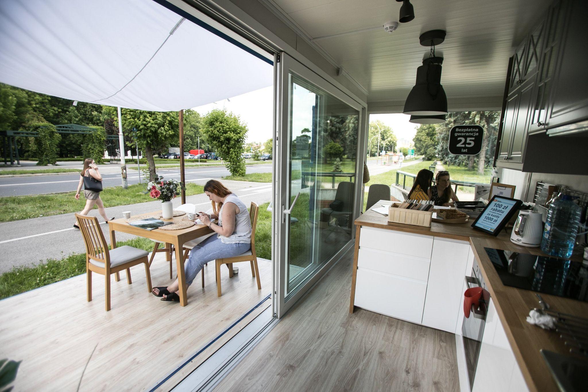 Przystanek Kuchnia Ikea Czeka Na Mieszkańców Zamościa