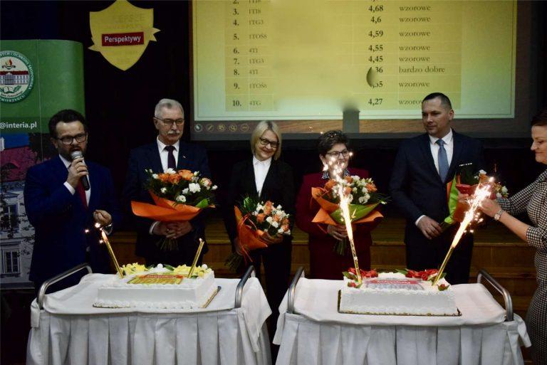 Zespół Szkół Drzewnych i Ochrony Środowiska w Zwierzyńcu miał co świętować [ZDJĘCIA]