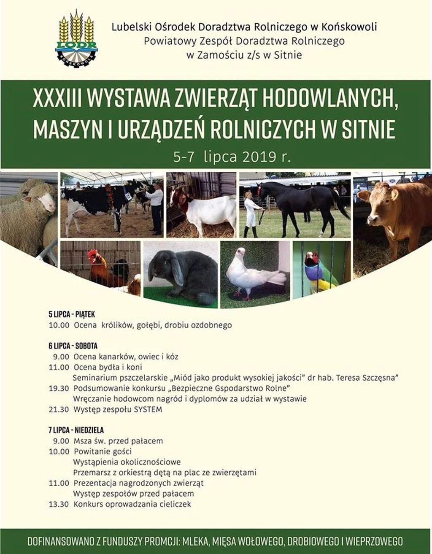 wystawa zwierzat w sitnie 2019 Wystawa w Sitnie - Bogata fotorelacja.