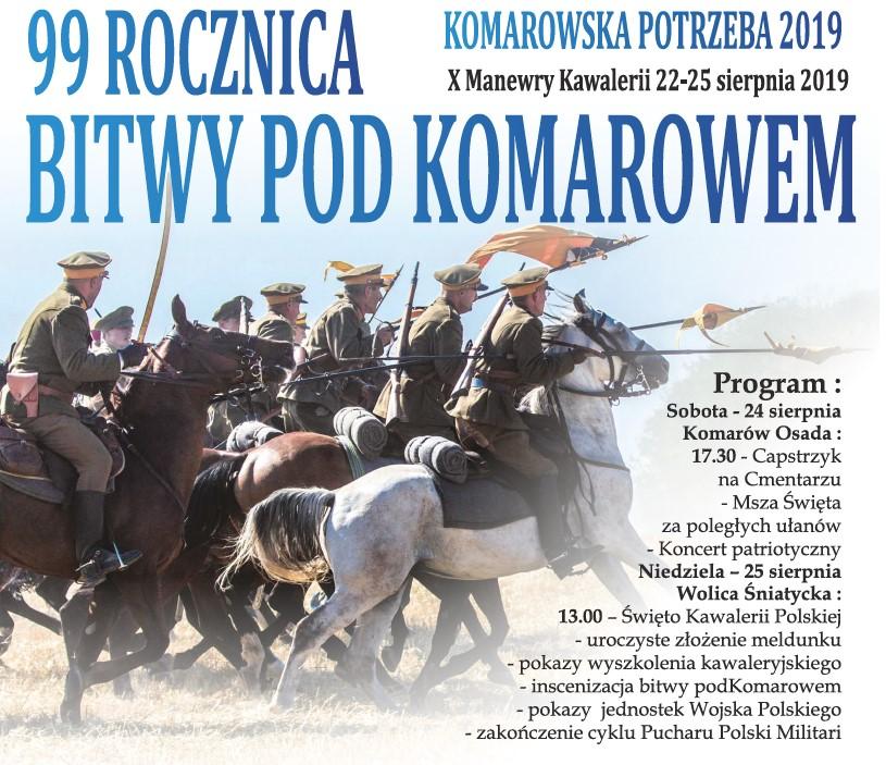 bitwa pod komarowem 2019 Bitwa pod Komarowem - obserwujcie nasz profil.