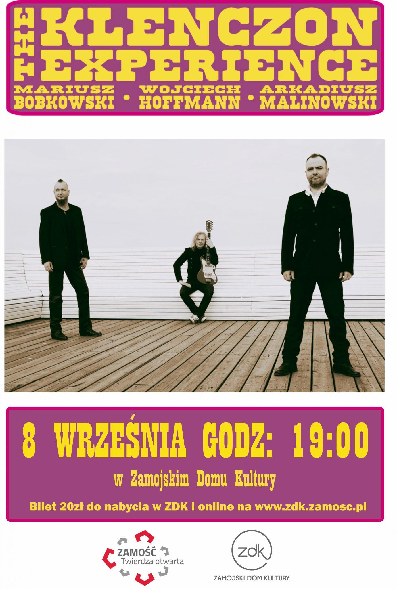 klenczon19 Najpiękniejsze piosenki Krzysztofa Klenczona w ZDK-u. MAMY DLA WAS DARMOWE WEJŚCIÓWKI na koncert!!