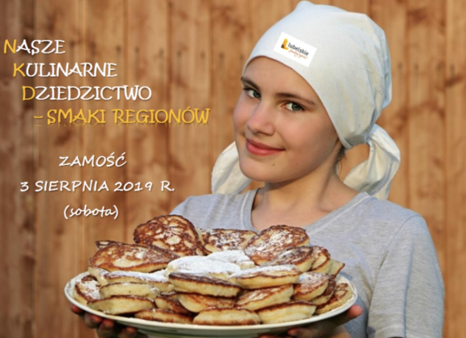 zrzut ekranu 2019 08 1 o 13 23 32 Smaki Regionów już w sobotę w Zamościu. Publikujemy program!
