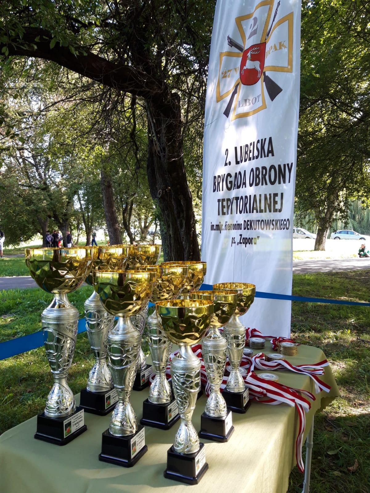 2lbot mistrzostwa bno 1 Lubelscy Terytorialsi mistrzami WOT wBiegu na Orientację