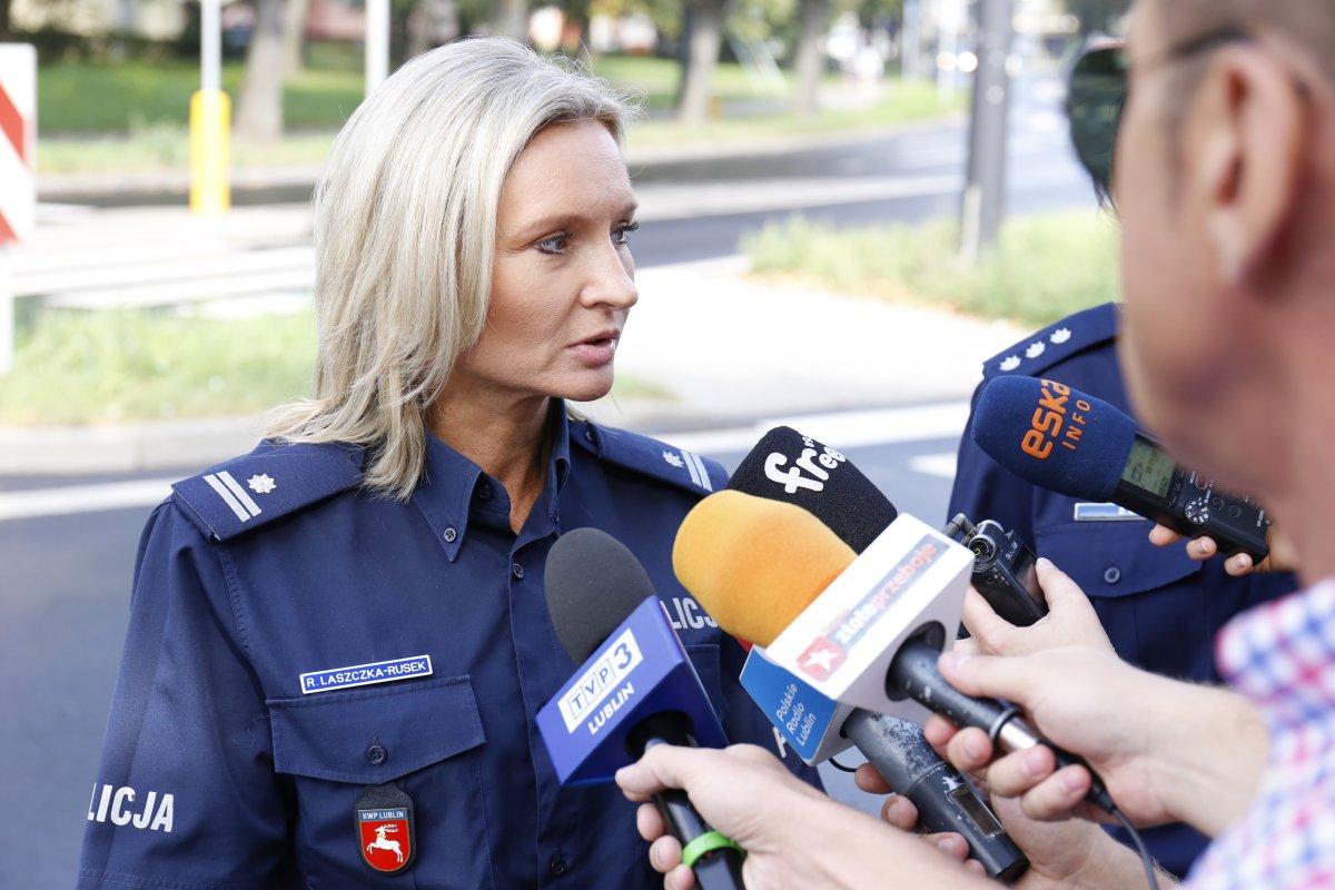 68 153841 g Policja podsumowała wakacje w woj. lubelskim: Było mniej wypadków śmiertelnych