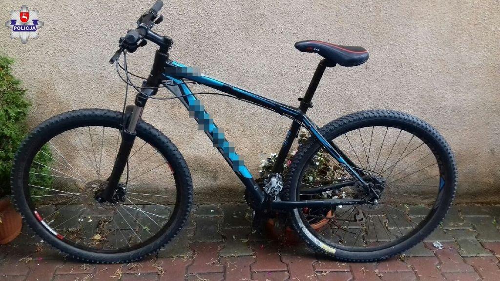 68 155328 Zamość: Sprawca kradzieży paliwa i roweru w rękach policji