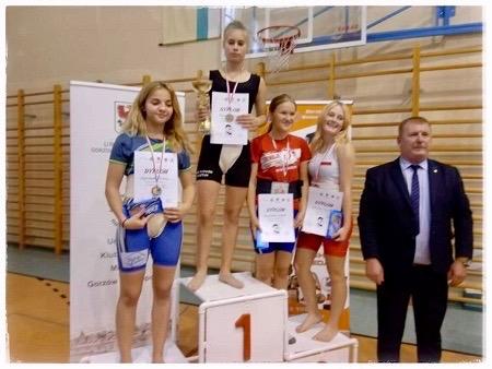 70835842 657751004721203 4567926134246735872 n Najwyższy stopień podium dla Katarzyny Iwaniuk z Agrosu