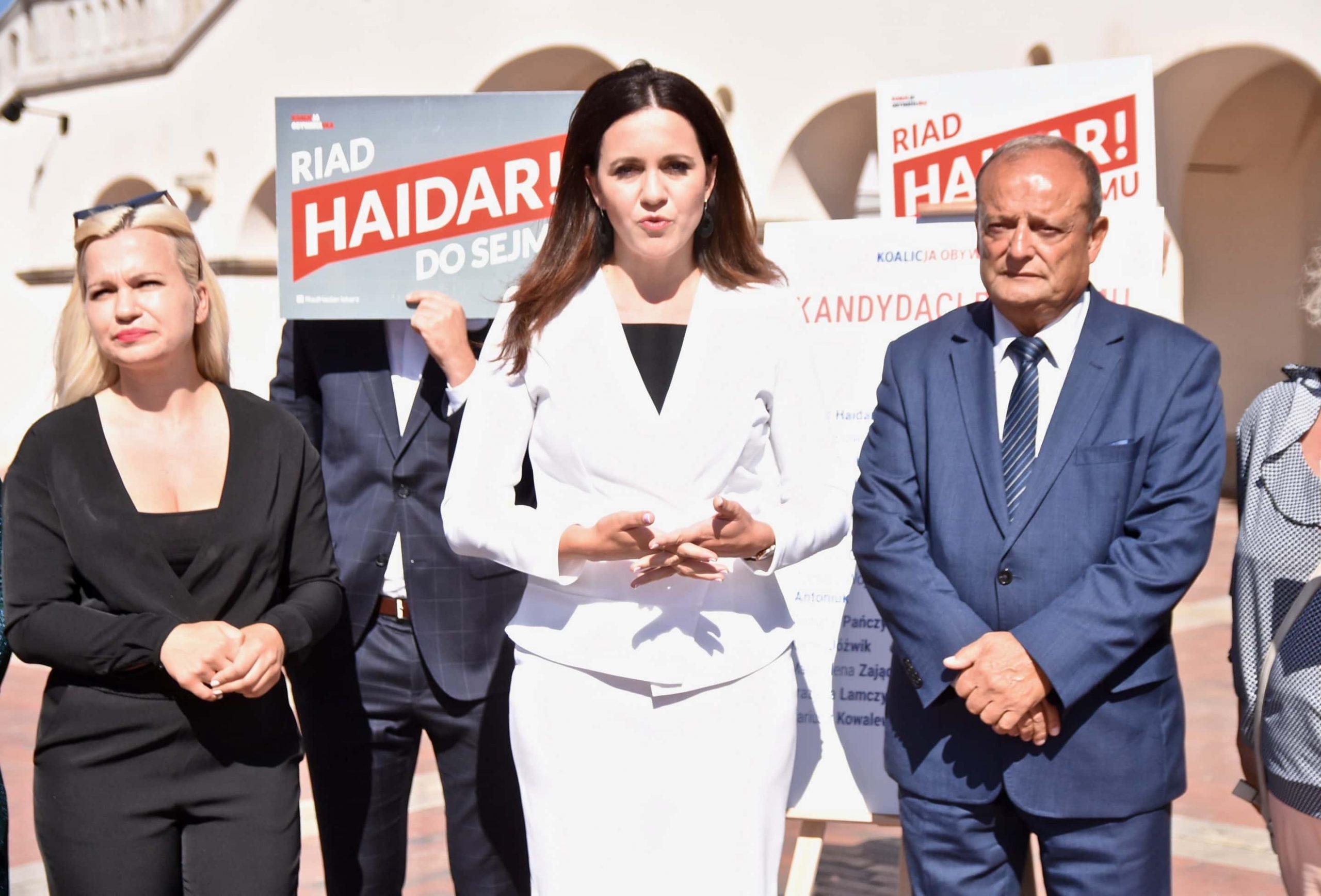 dsc 6581 scaled Zamość: Koalicja Obywatelska przedstawiła kandydatów do sejmu z okręgu nr 7 [ZDJĘCIA, FILM]