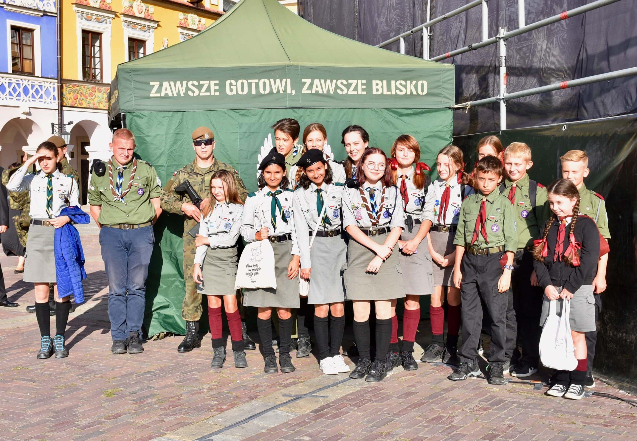 dsc 7216 scaled Tyle zniczy ilu zamordowanych w Katyniu (dużo zdjęć)