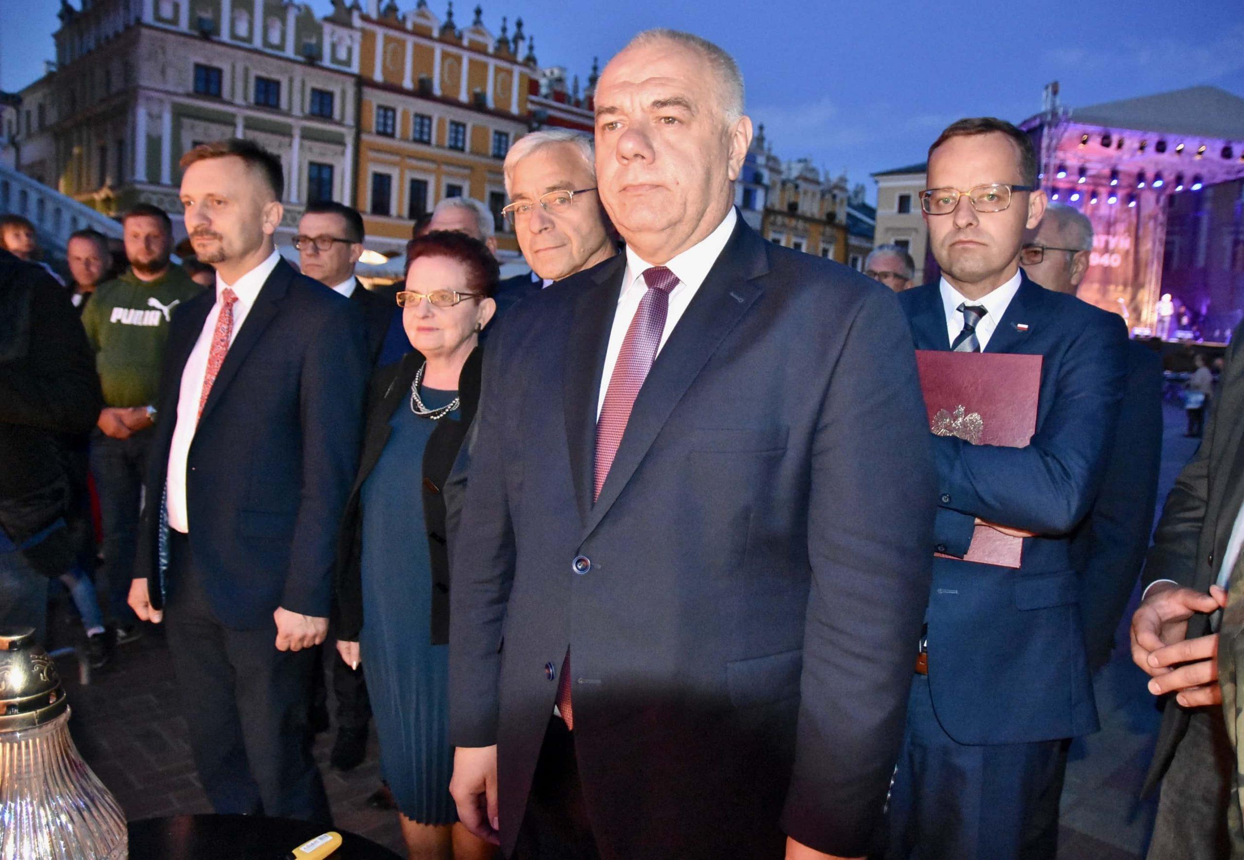 dsc 7560 scaled Tyle zniczy ilu zamordowanych w Katyniu (dużo zdjęć)