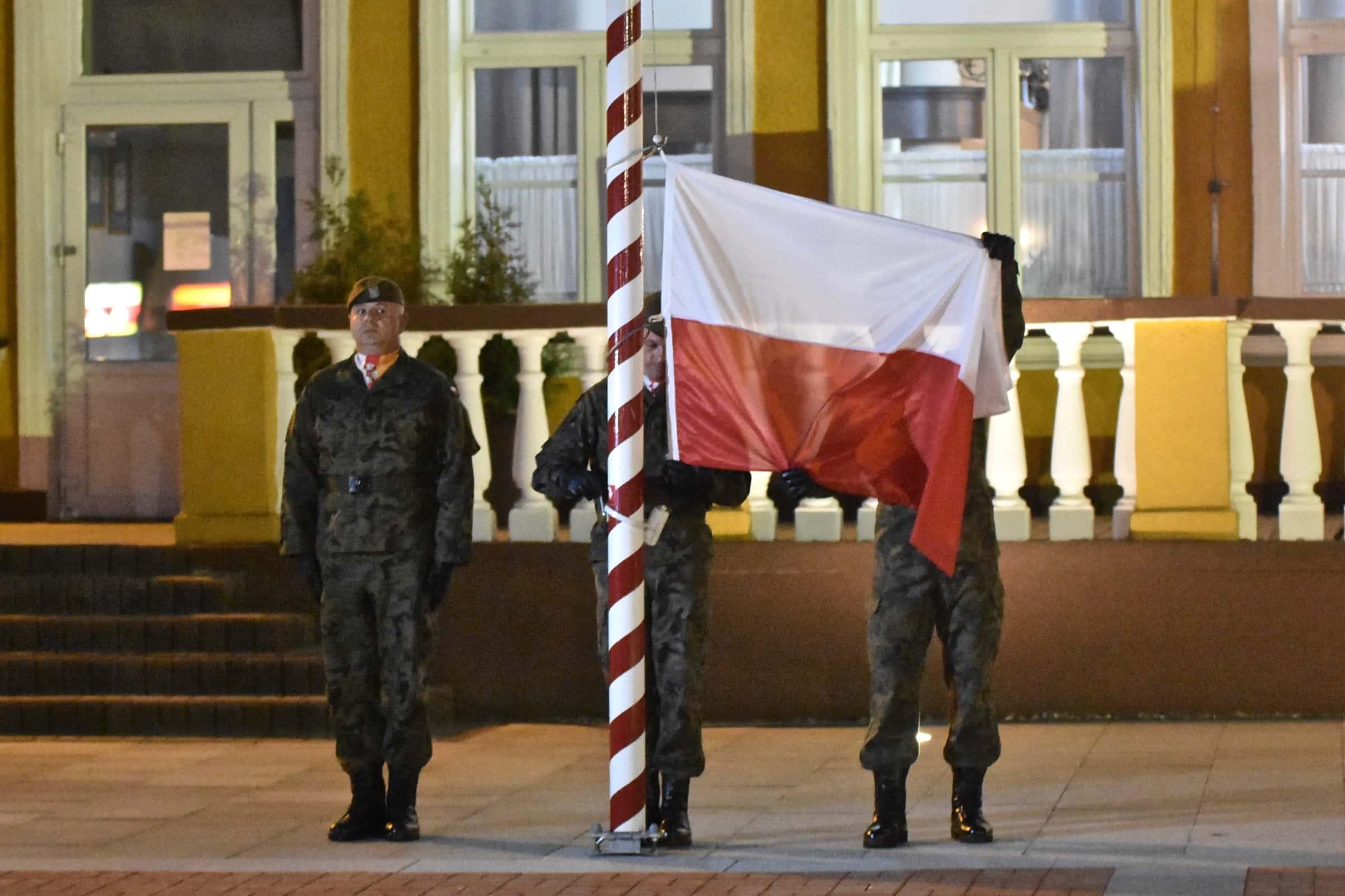 dsc 7691 80. rocznica agresji sowieckiej na Polskę - uroczystości w Zamościu