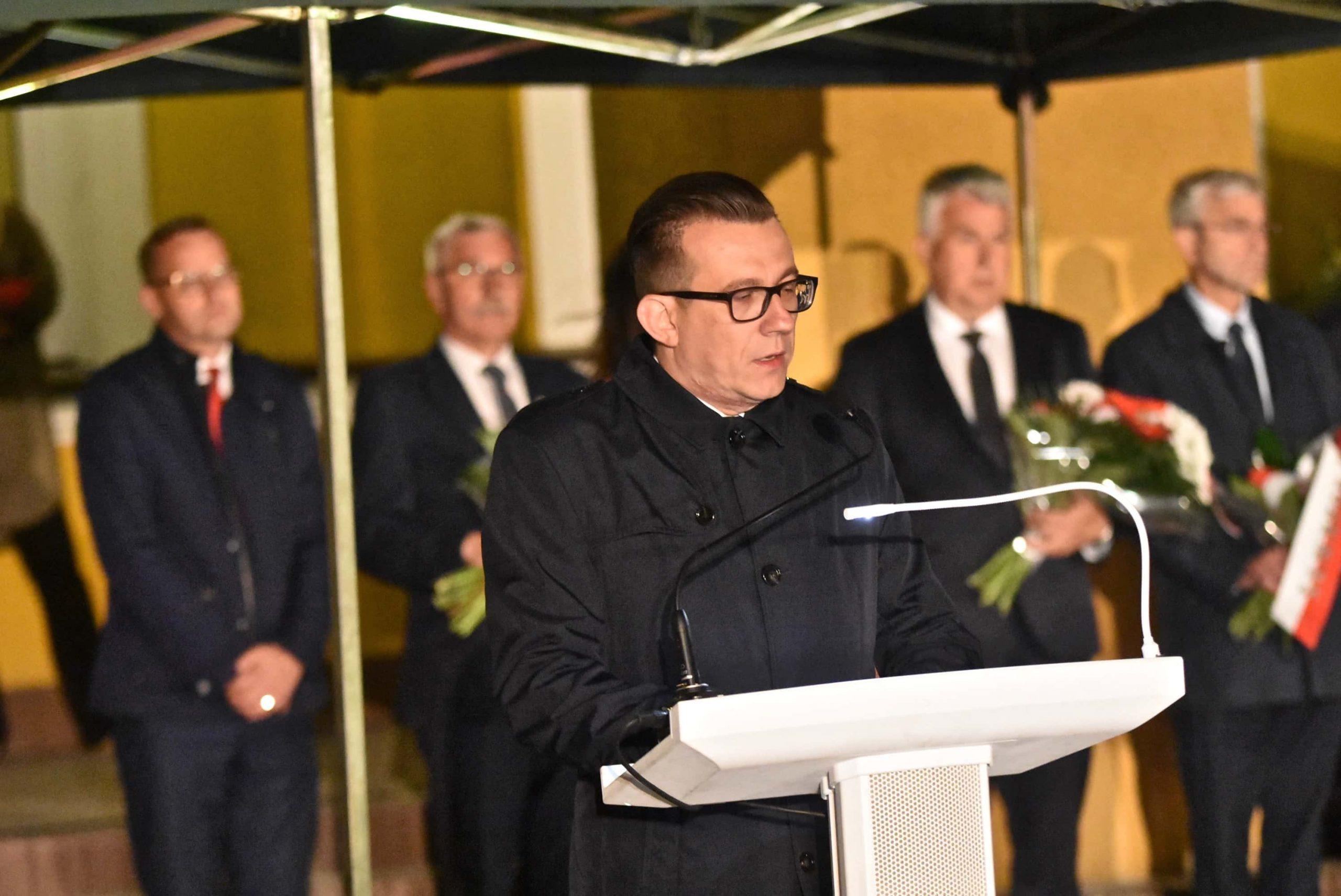 dsc 7702 scaled 80. rocznica agresji sowieckiej na Polskę - uroczystości w Zamościu