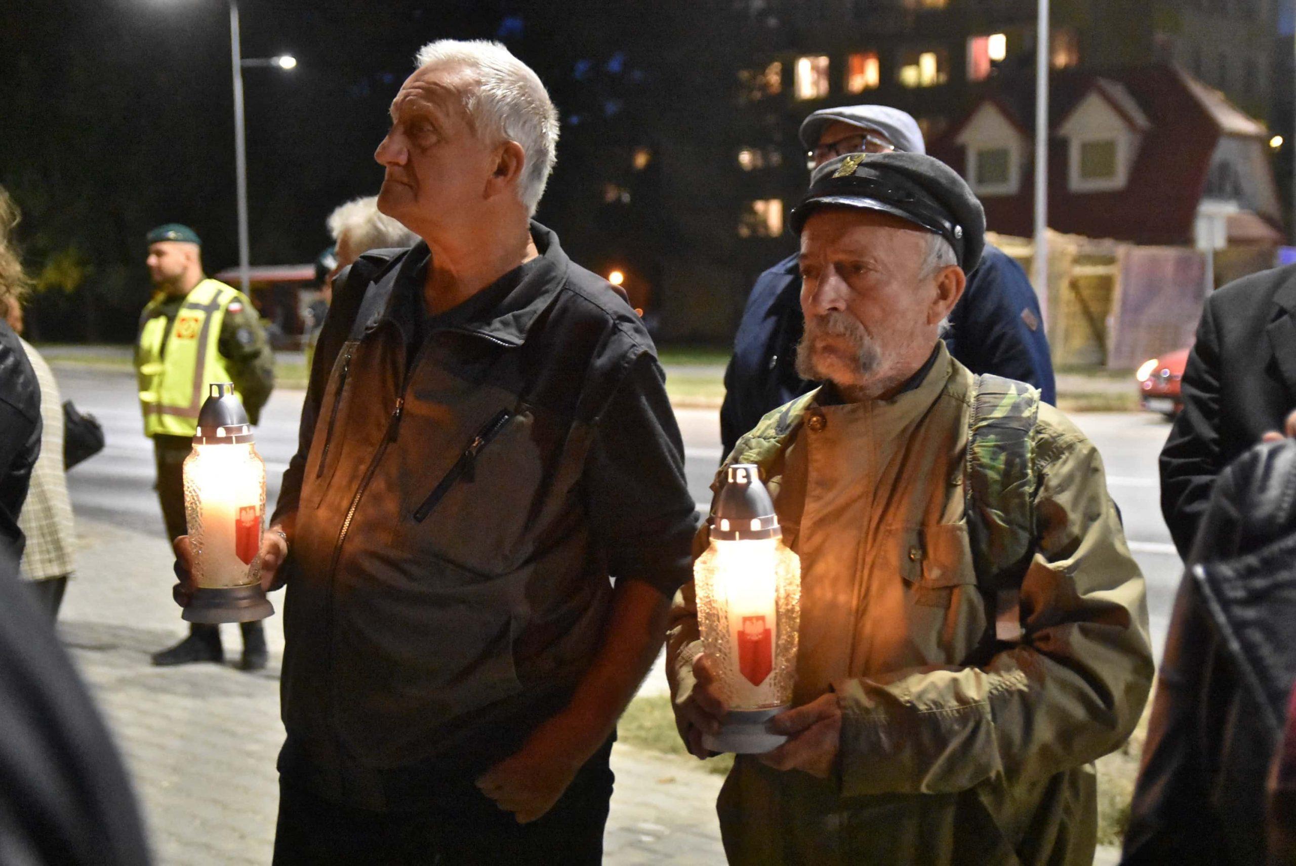 dsc 7706 3 scaled 80. rocznica agresji sowieckiej na Polskę - uroczystości w Zamościu