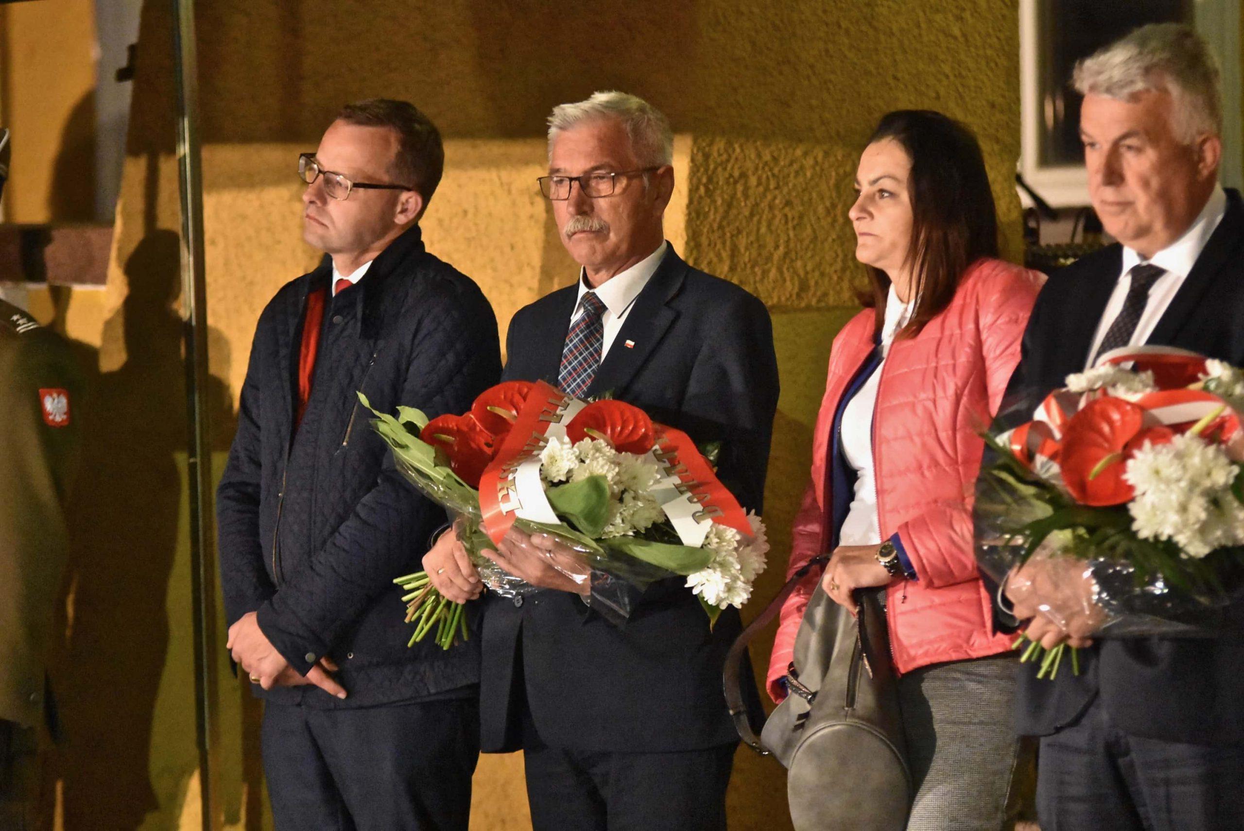 dsc 7710 scaled 80. rocznica agresji sowieckiej na Polskę - uroczystości w Zamościu