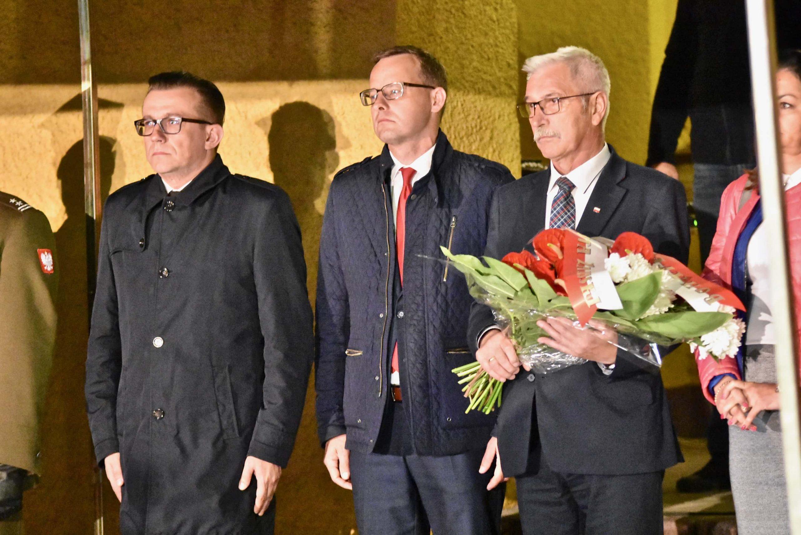 dsc 7727 scaled 80. rocznica agresji sowieckiej na Polskę - uroczystości w Zamościu