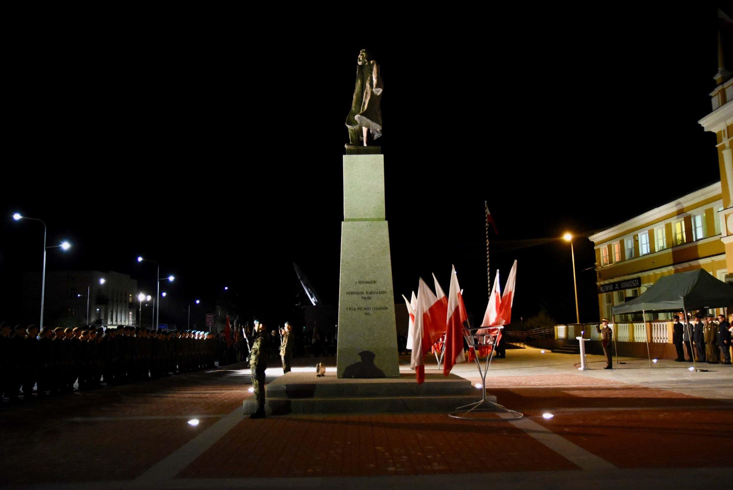 dsc 7731 scaled 80. rocznica agresji sowieckiej na Polskę - uroczystości w Zamościu