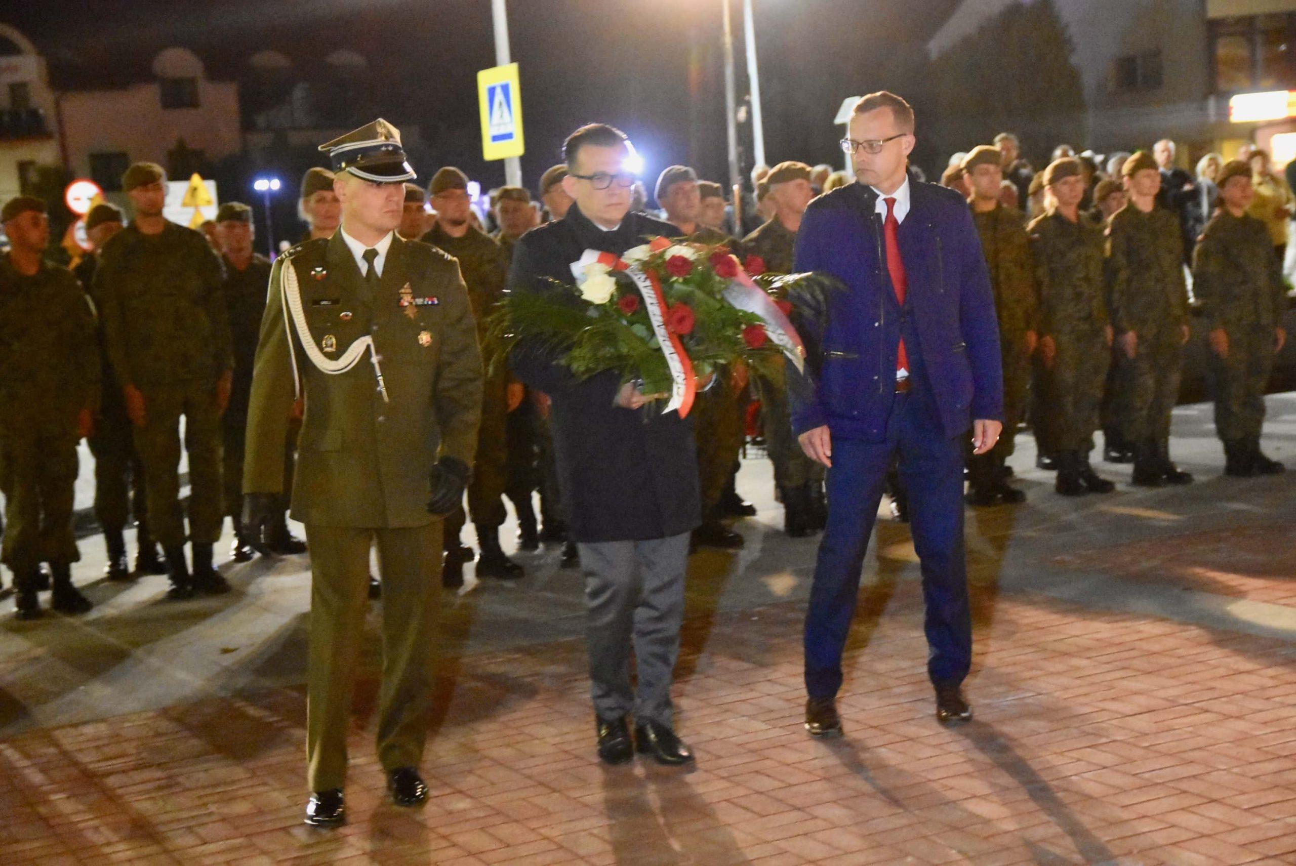 dsc 7742 1 scaled 80. rocznica agresji sowieckiej na Polskę - uroczystości w Zamościu