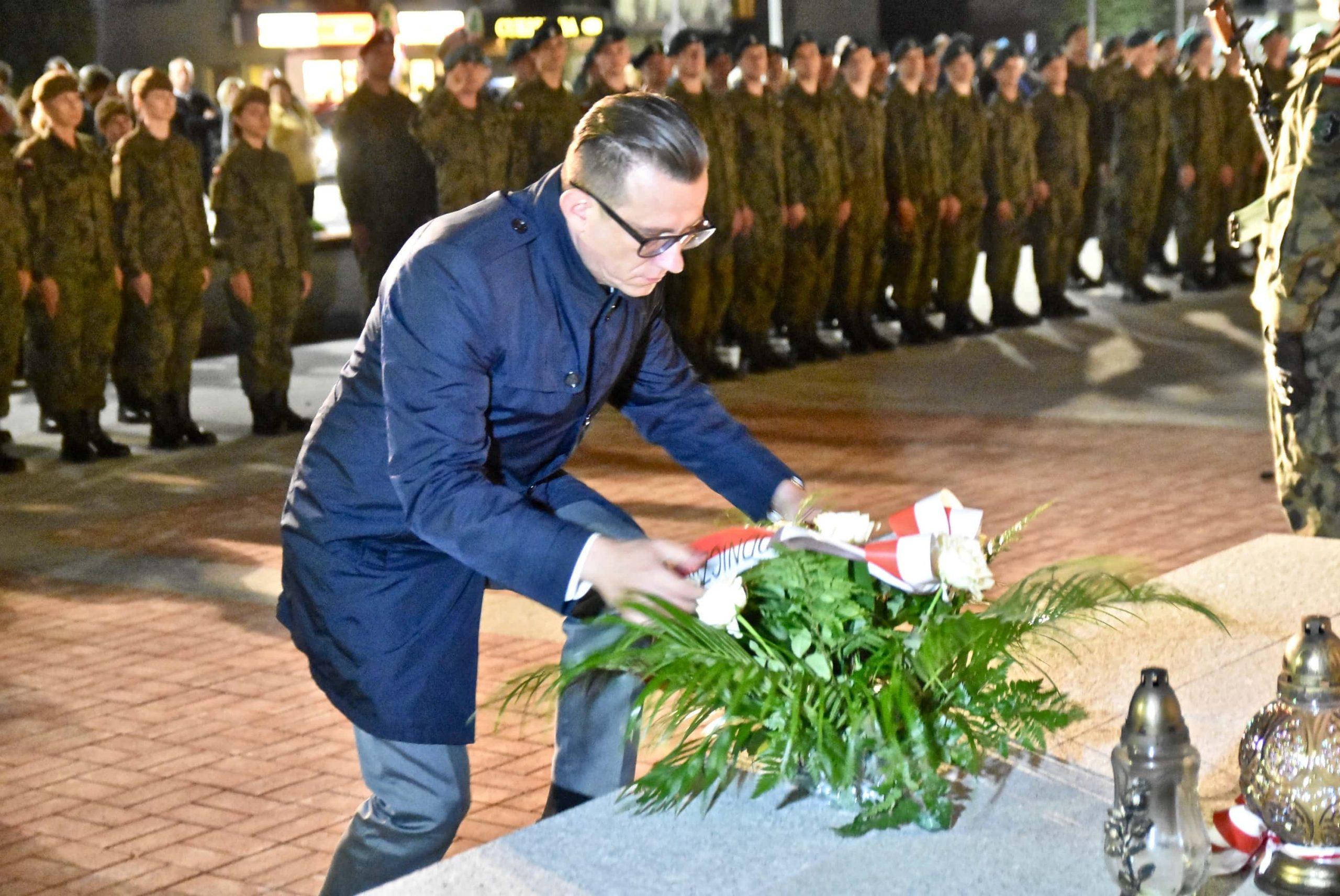 dsc 7750 scaled 80. rocznica agresji sowieckiej na Polskę - uroczystości w Zamościu