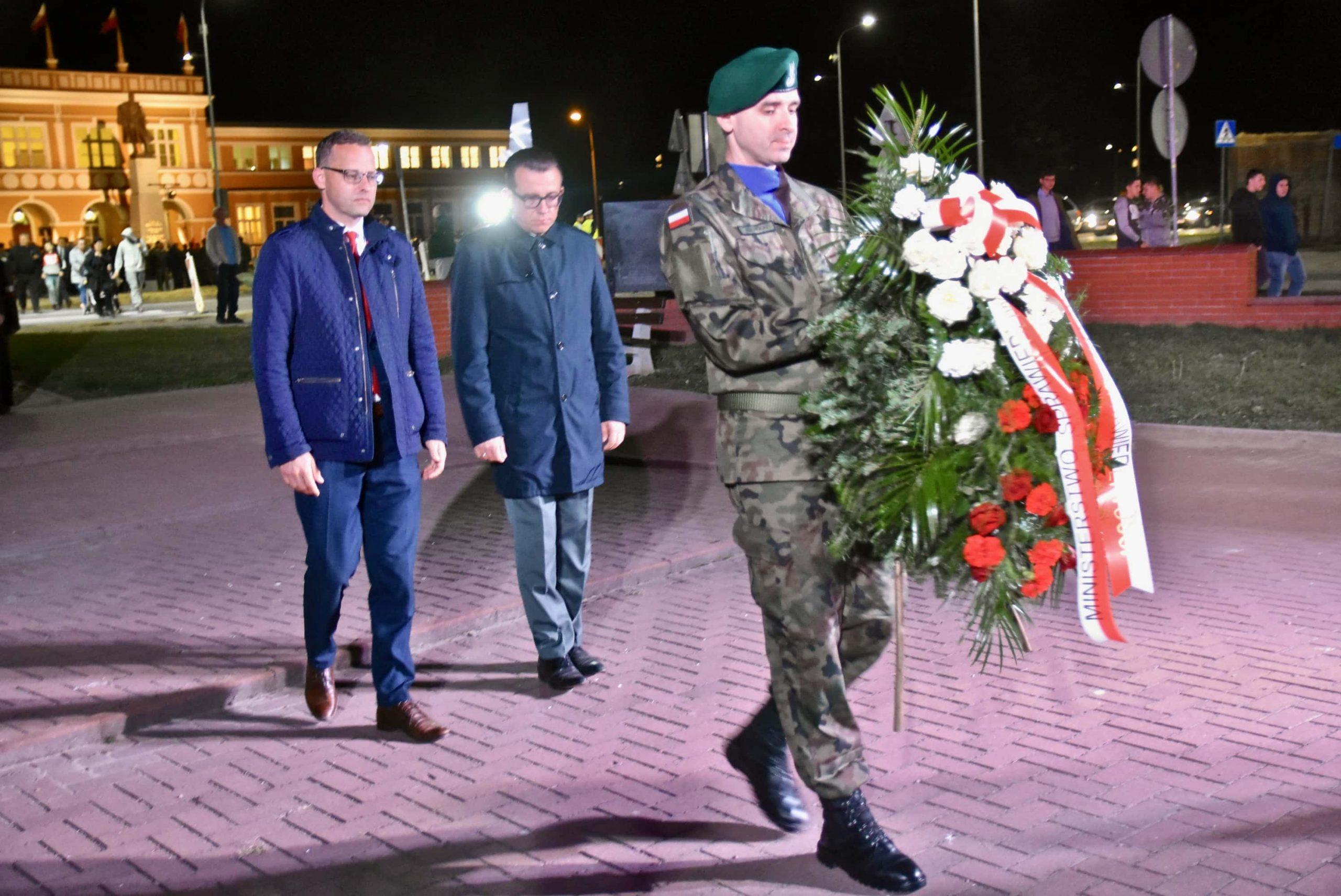 dsc 7763 scaled 80. rocznica agresji sowieckiej na Polskę - uroczystości w Zamościu