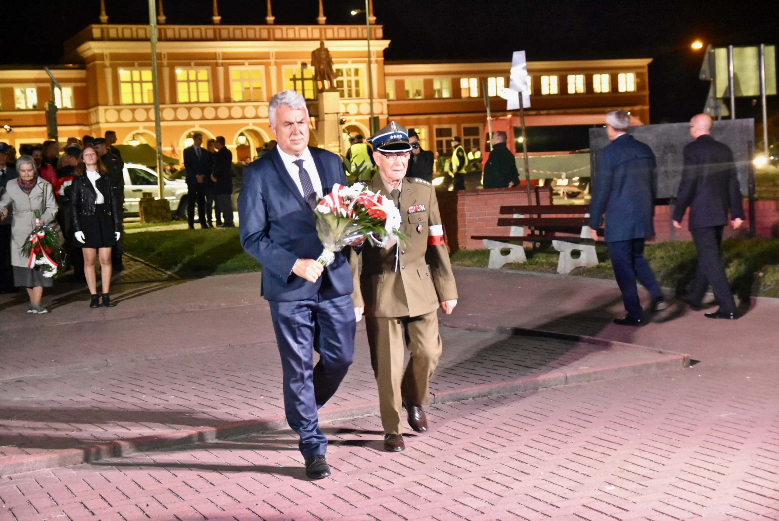 dsc 7786 scaled 80. rocznica agresji sowieckiej na Polskę - uroczystości w Zamościu