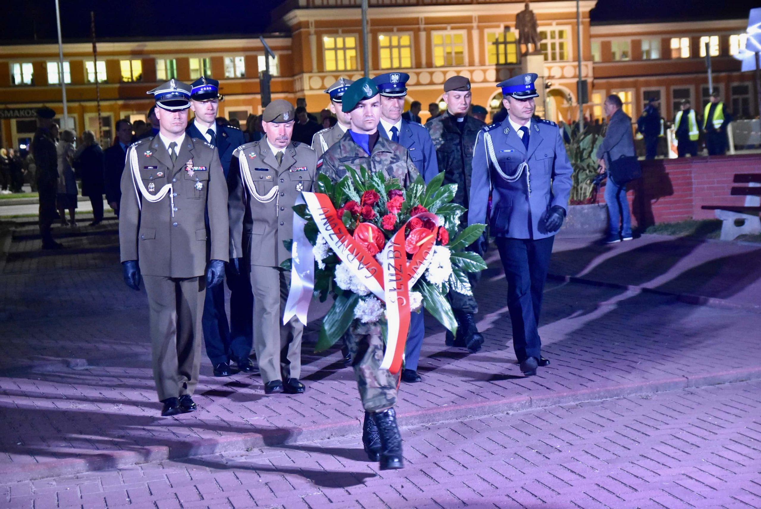 dsc 7797 scaled 80. rocznica agresji sowieckiej na Polskę - uroczystości w Zamościu