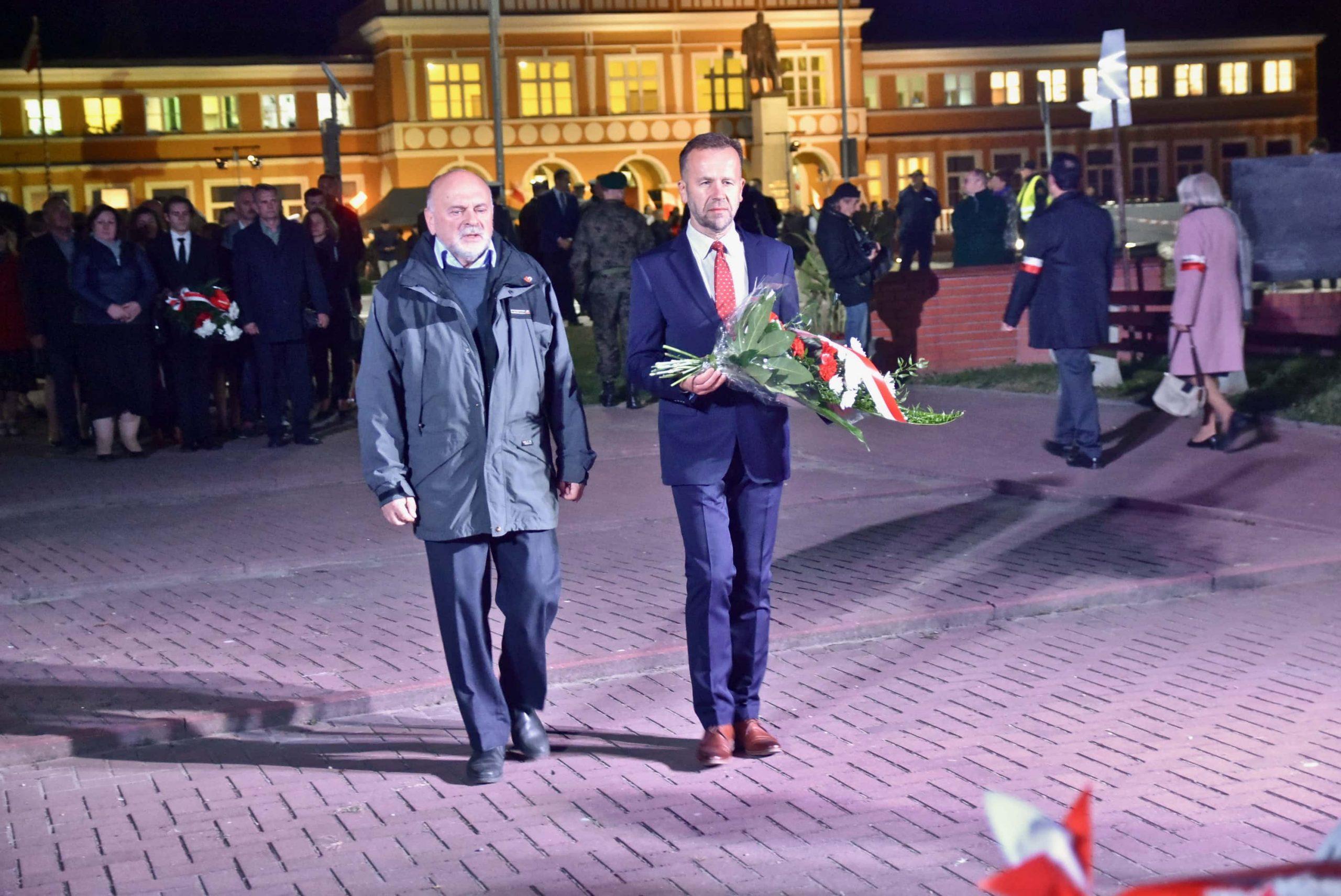 dsc 7803 scaled 80. rocznica agresji sowieckiej na Polskę - uroczystości w Zamościu