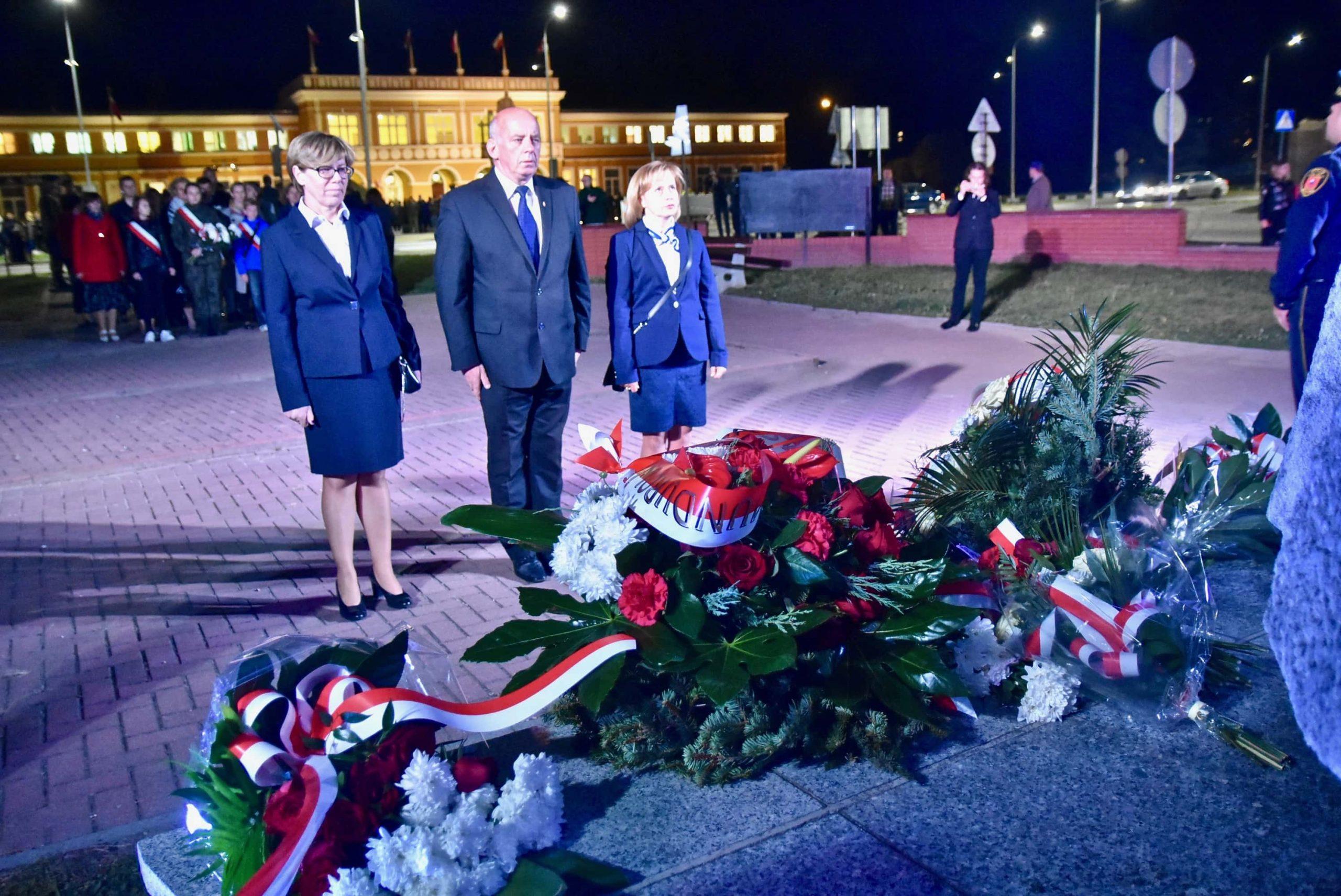 dsc 7828 scaled 80. rocznica agresji sowieckiej na Polskę - uroczystości w Zamościu