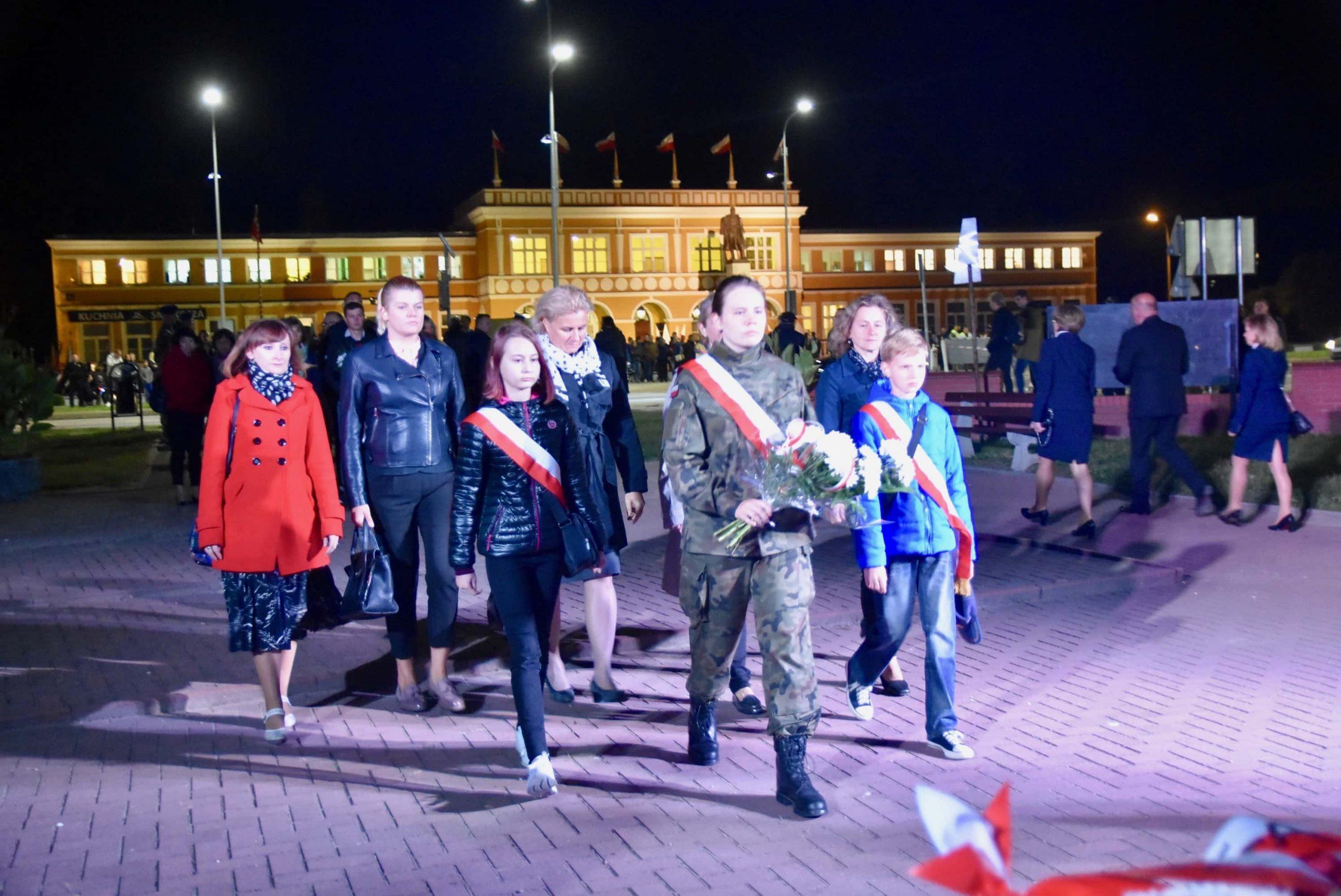 dsc 7829 scaled 80. rocznica agresji sowieckiej na Polskę - uroczystości w Zamościu