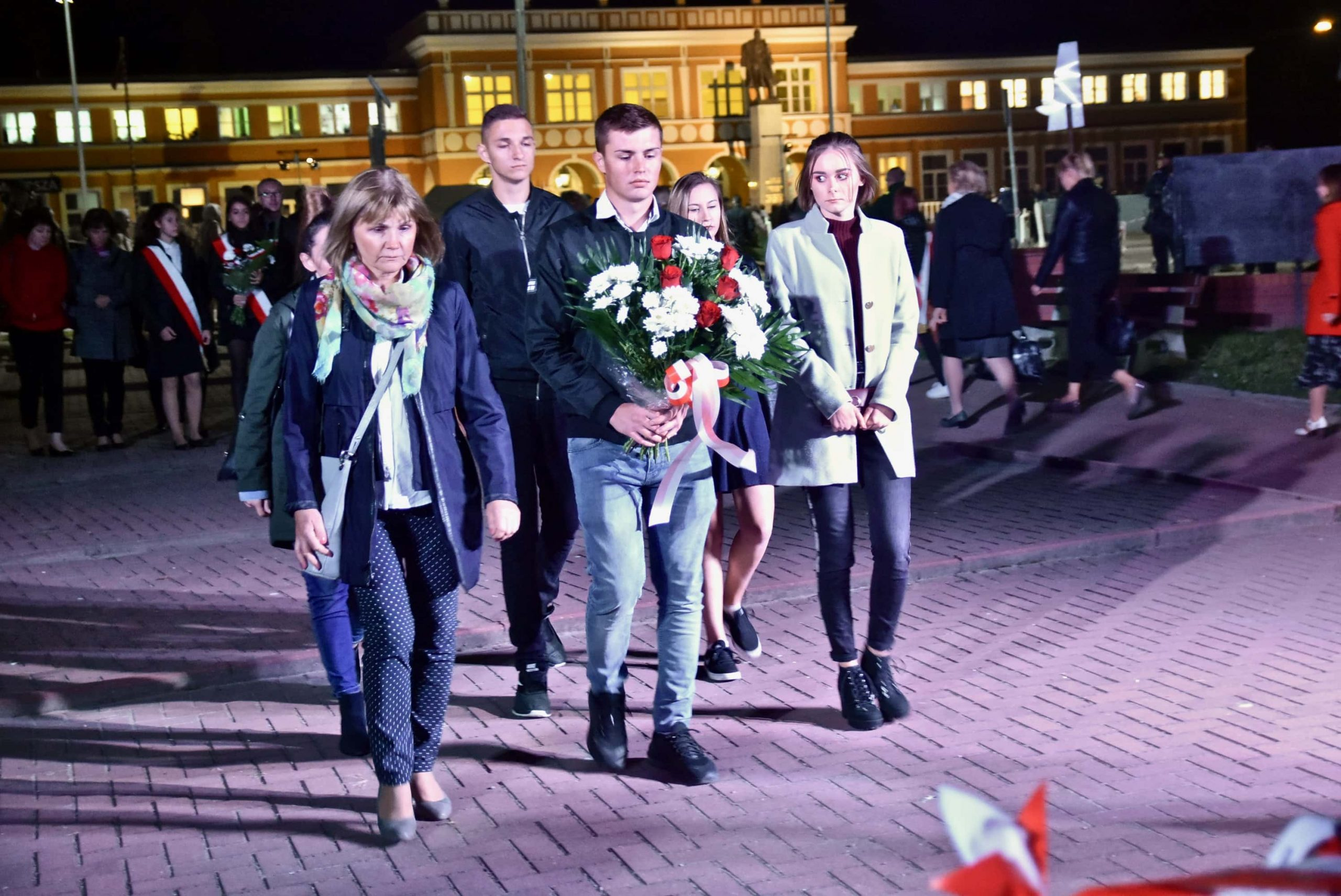 dsc 7832 scaled 80. rocznica agresji sowieckiej na Polskę - uroczystości w Zamościu