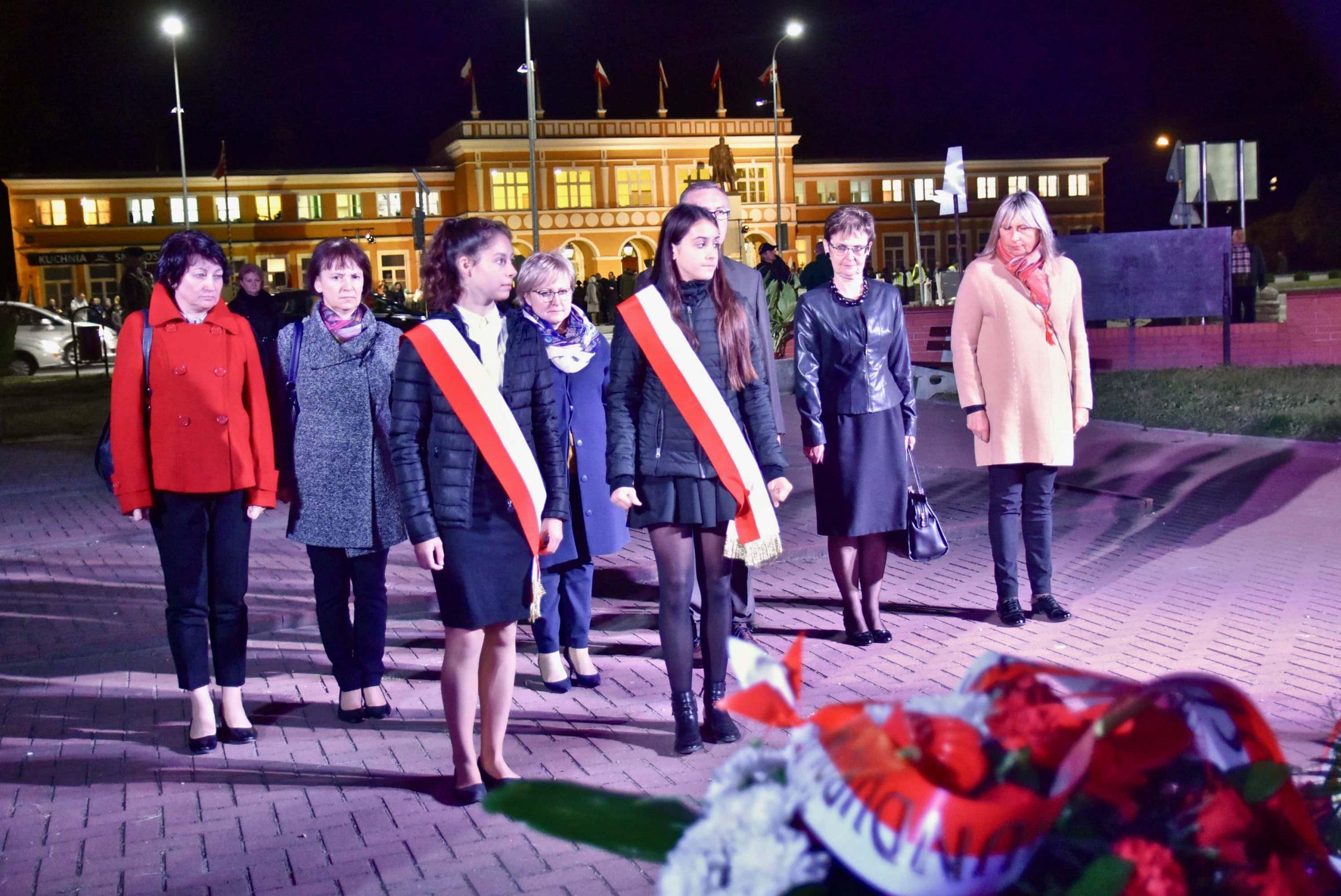 dsc 7833 scaled 80. rocznica agresji sowieckiej na Polskę - uroczystości w Zamościu