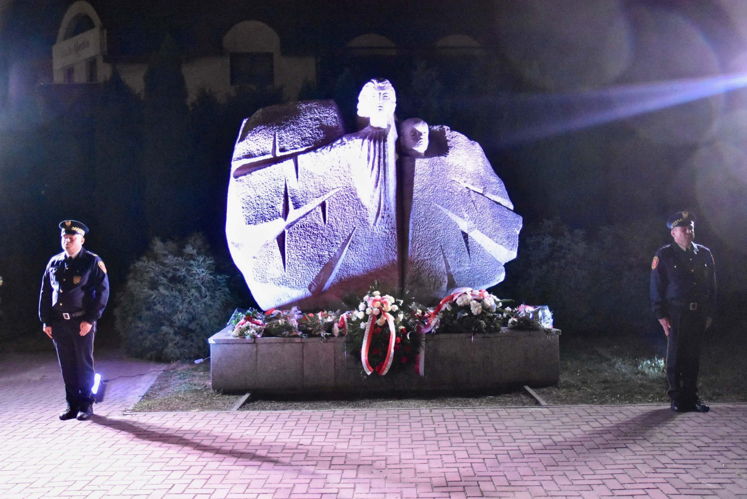 dsc 7836 scaled 80. rocznica agresji sowieckiej na Polskę - uroczystości w Zamościu
