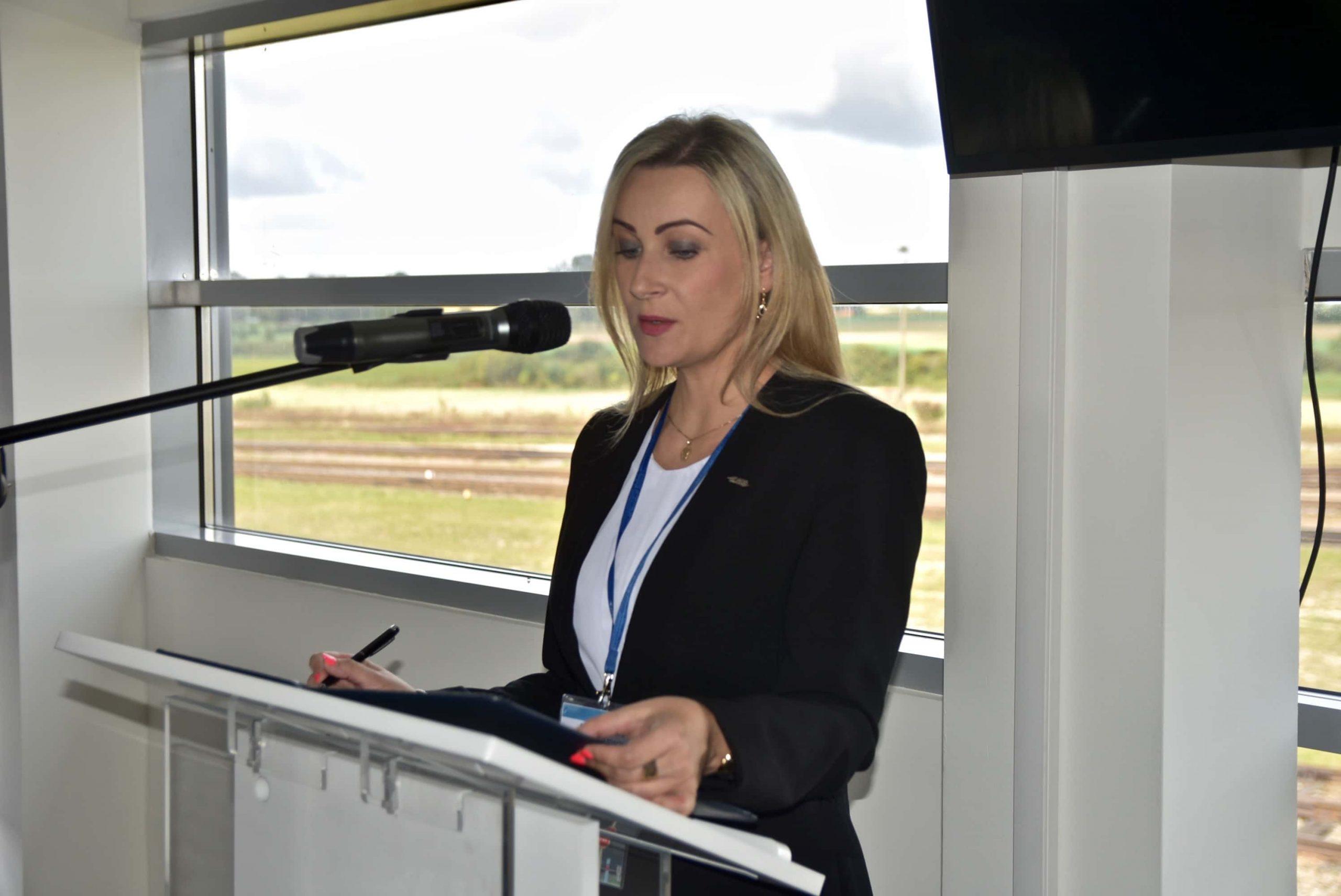 dsc 7892 scaled PKP LHS promuje bezpieczne zachowania na przejazdach kolejowo-drogowych