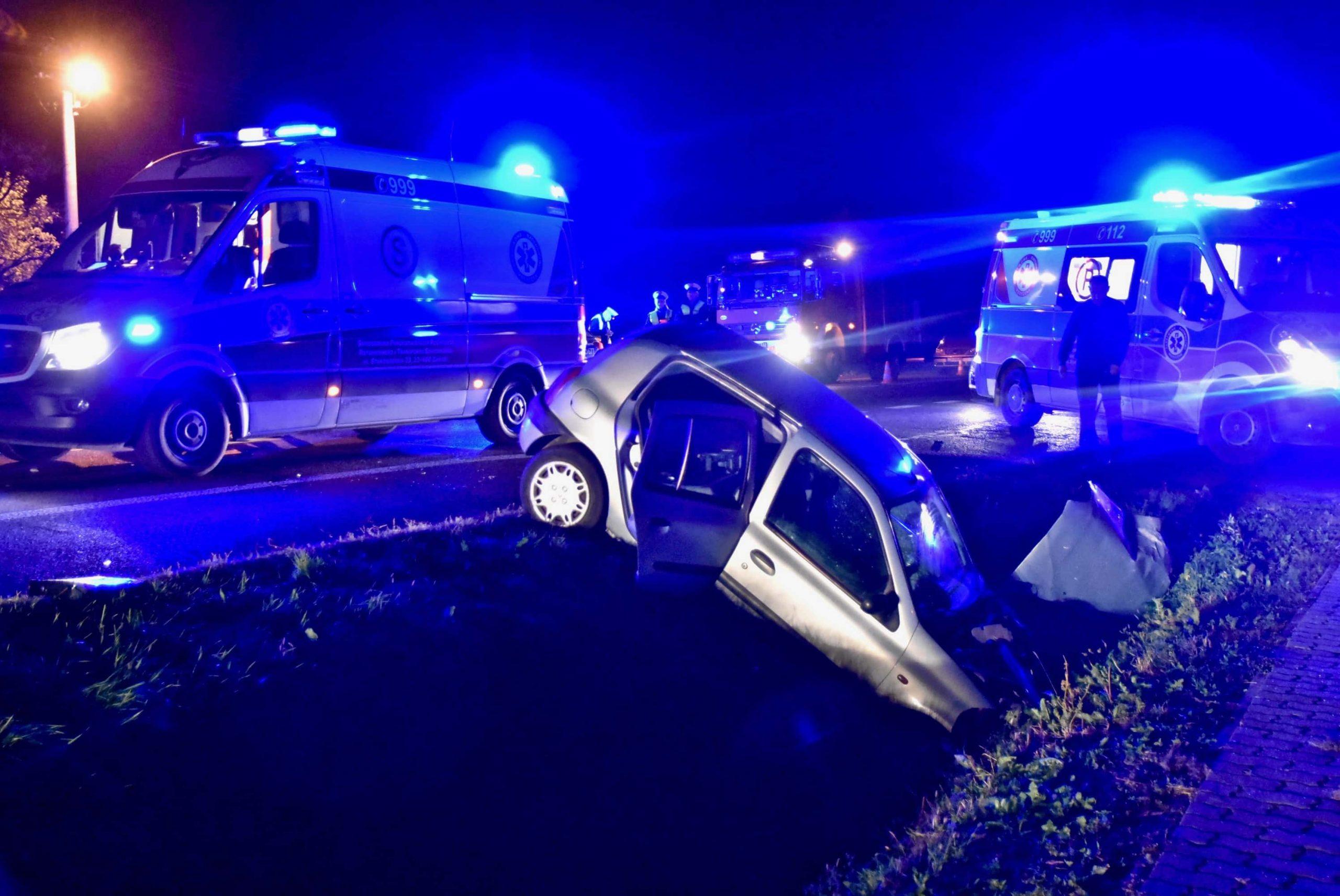 dsc 8352 scaled Z ostatniej chwili! Wypadek w Sitańcu! (zdjęcia)