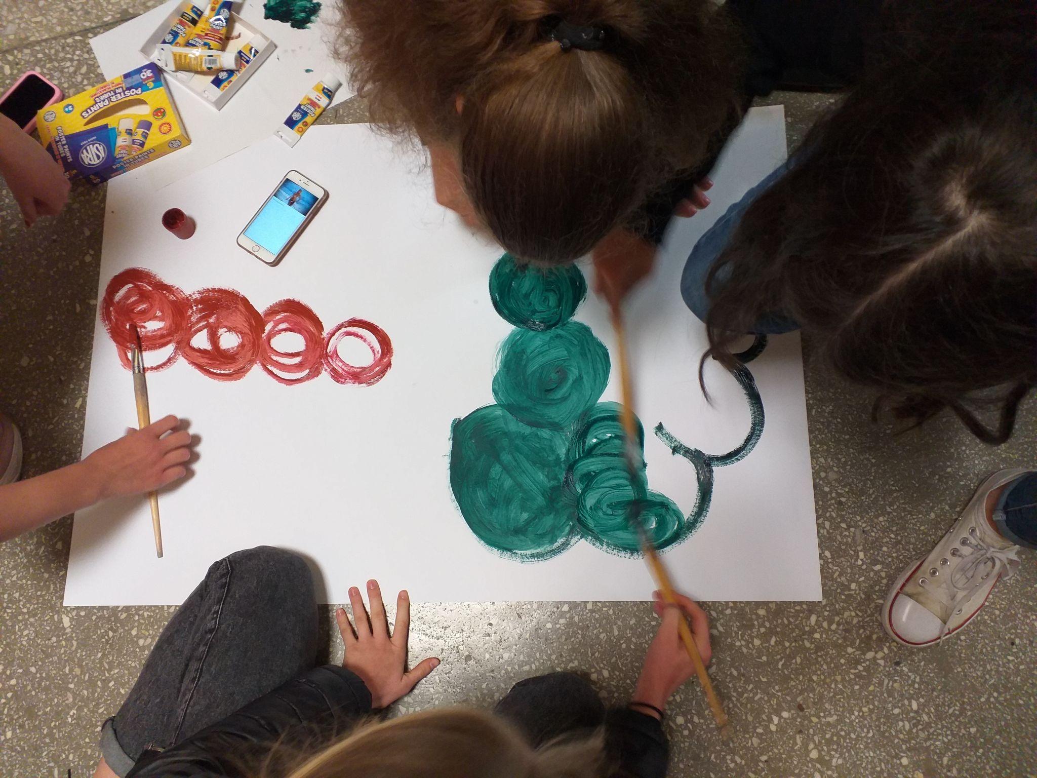 dzien kropki 1 MiędzynarodowyDzień Kropki w Szkole Podstawowej Nr 10 w Zamościu