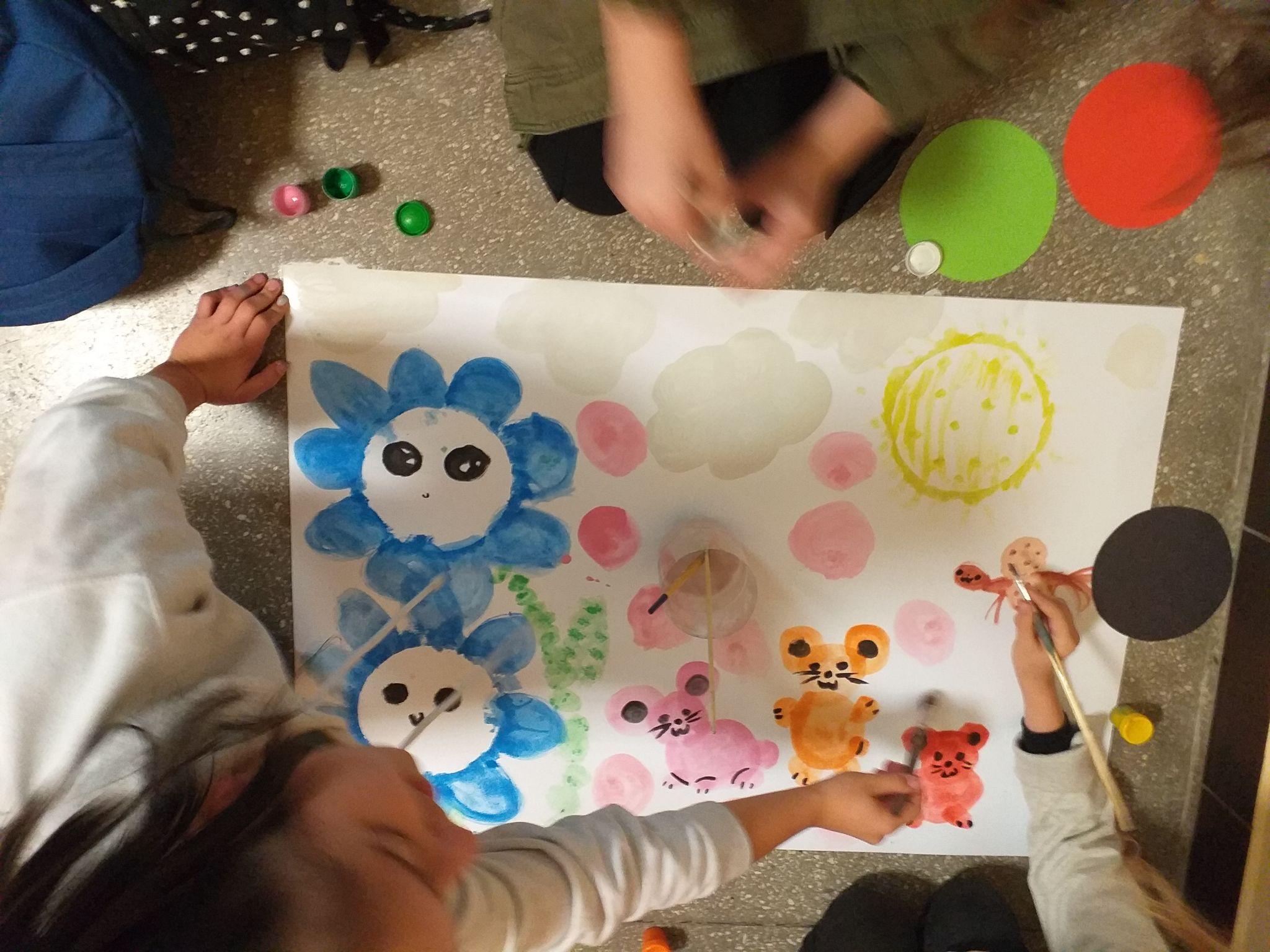 dzien kropki 3 3 MiędzynarodowyDzień Kropki w Szkole Podstawowej Nr 10 w Zamościu