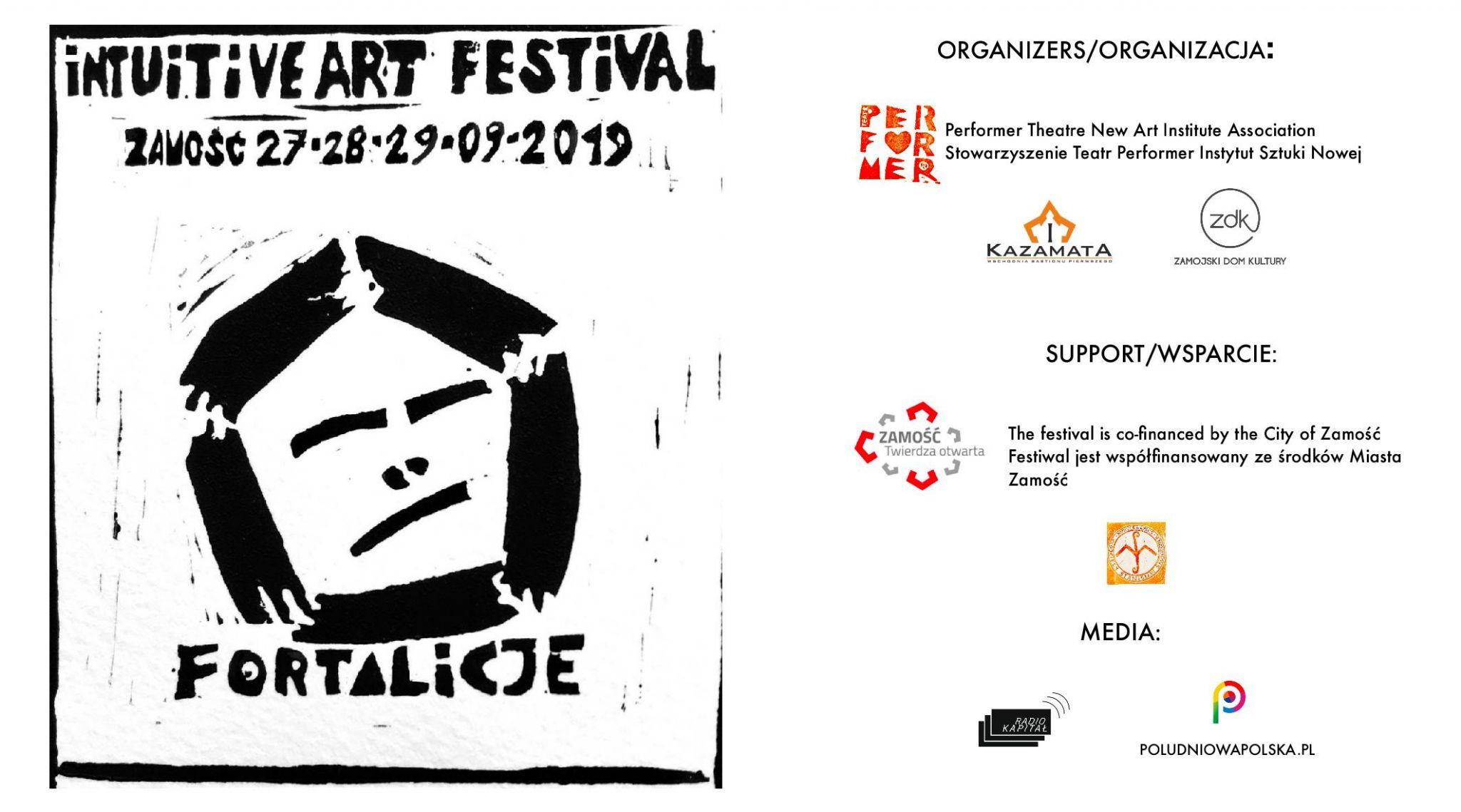 fortalicje Zamość: Festiwal Sztuk Intuitywnych FORTALICJE. Trzy dni z tańcem butoh, teatrem i muzyką.