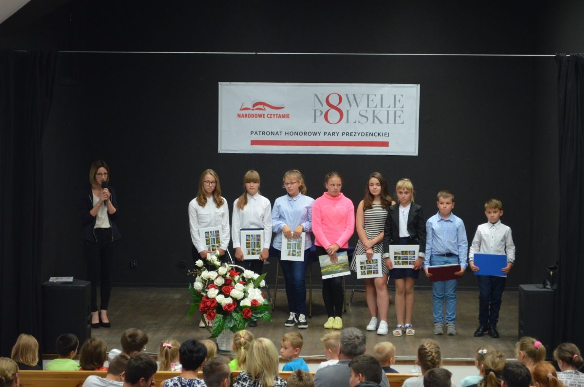narodowe czytanie 1 Narodowe Czytanie 2019 w gminie Sułów