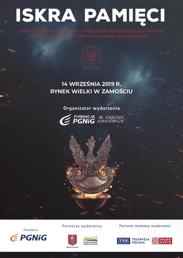 zamosc agenda iskra pamieci 2 2 tys. zniczy zapłonie na Rynku Wielkim, by upamiętnić Bohaterów poległych w Katyniu