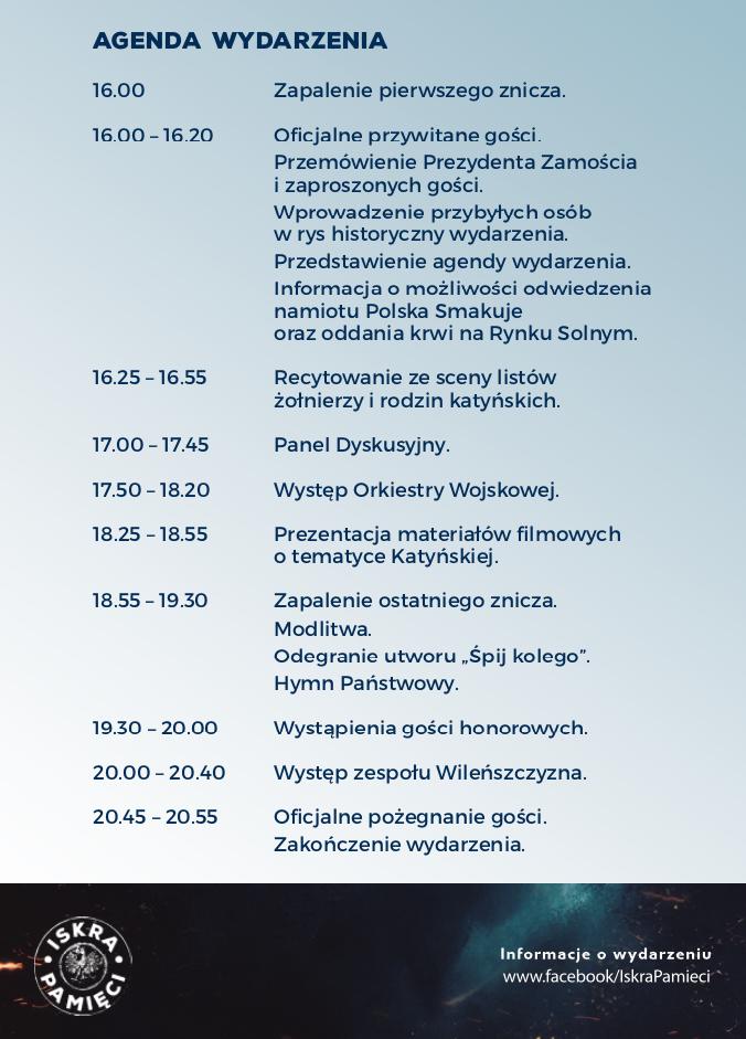zrzut ekranu 2019 09 10 o 12 02 58 2 tys. zniczy zapłonie na Rynku Wielkim, by upamiętnić Bohaterów poległych w Katyniu