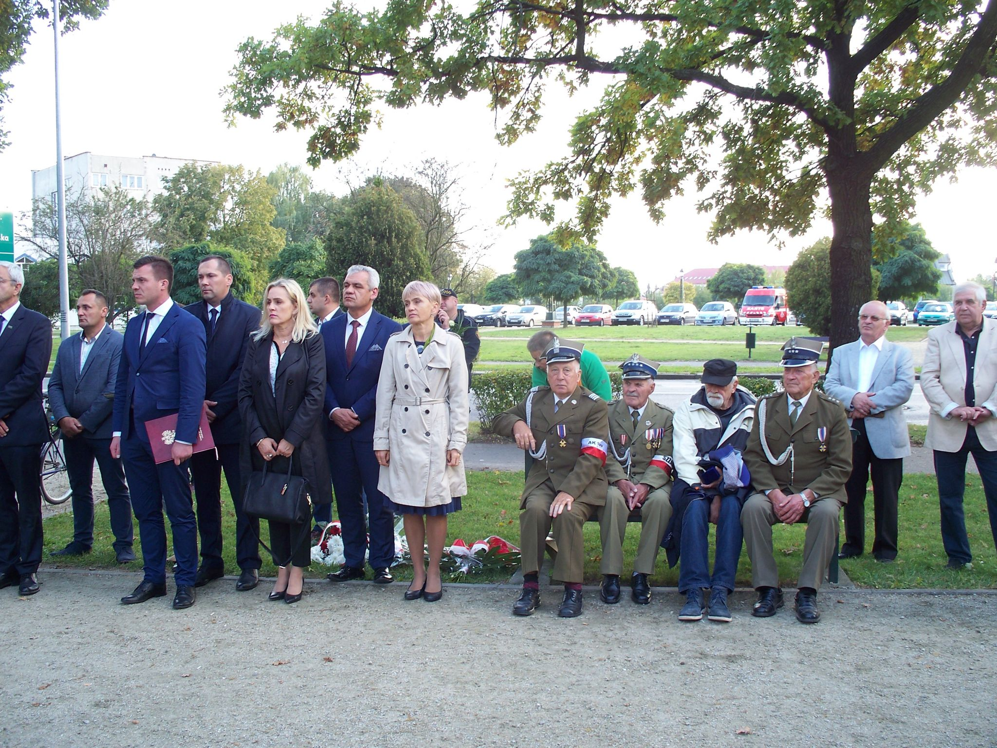 100 9678 Zamość: Obchody 80. rocznicypowstania Polskiego Państwa Podziemnego [ZDJĘCIA]
