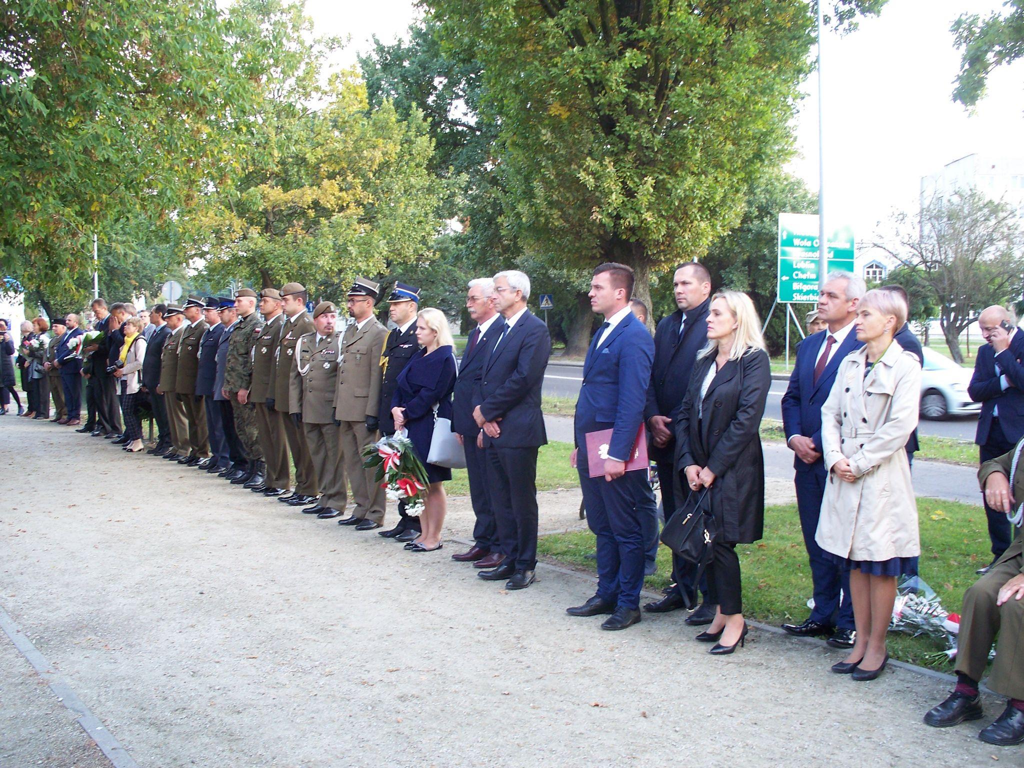 100 9679 Zamość: Obchody 80. rocznicypowstania Polskiego Państwa Podziemnego [ZDJĘCIA]