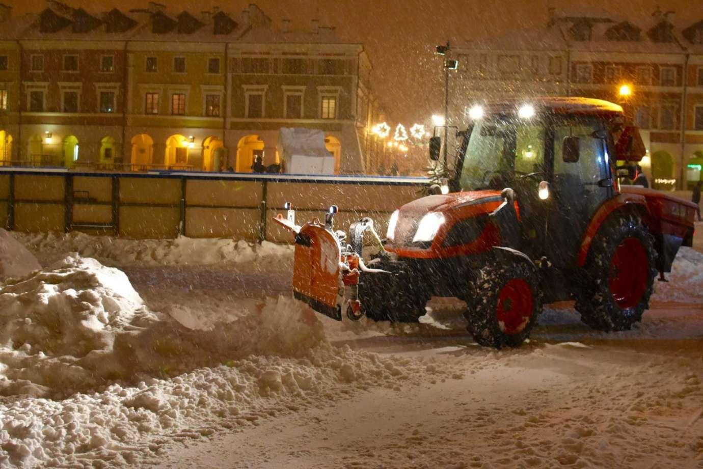 12489454 1685563668380430 4592863282442163760 o Wiadomo, kto będzie walczył ze śniegiem w Zamościu